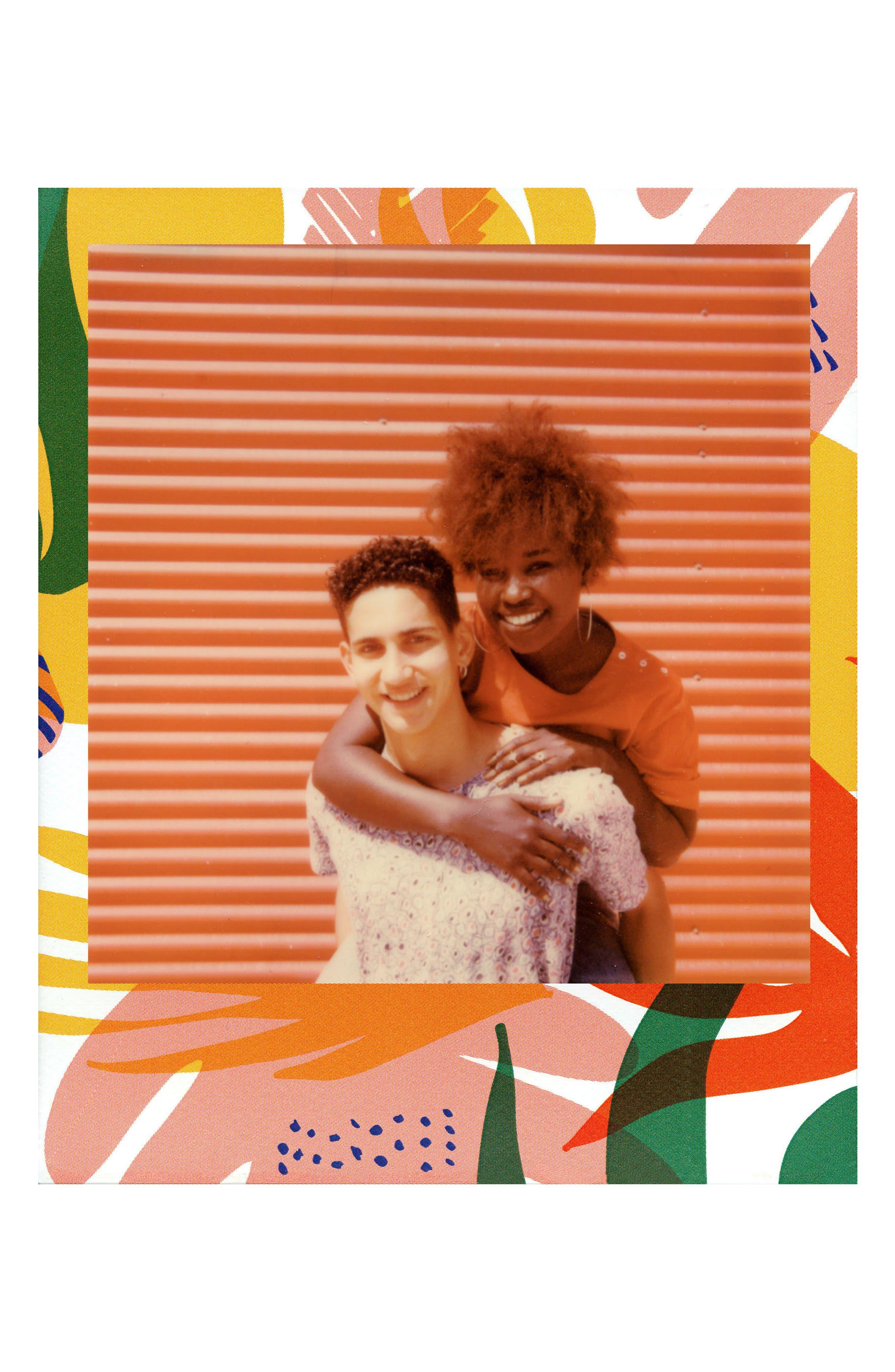 Tropics Edition 600 Color Instant Film,                             Alternate thumbnail 6, color,                             MULTI