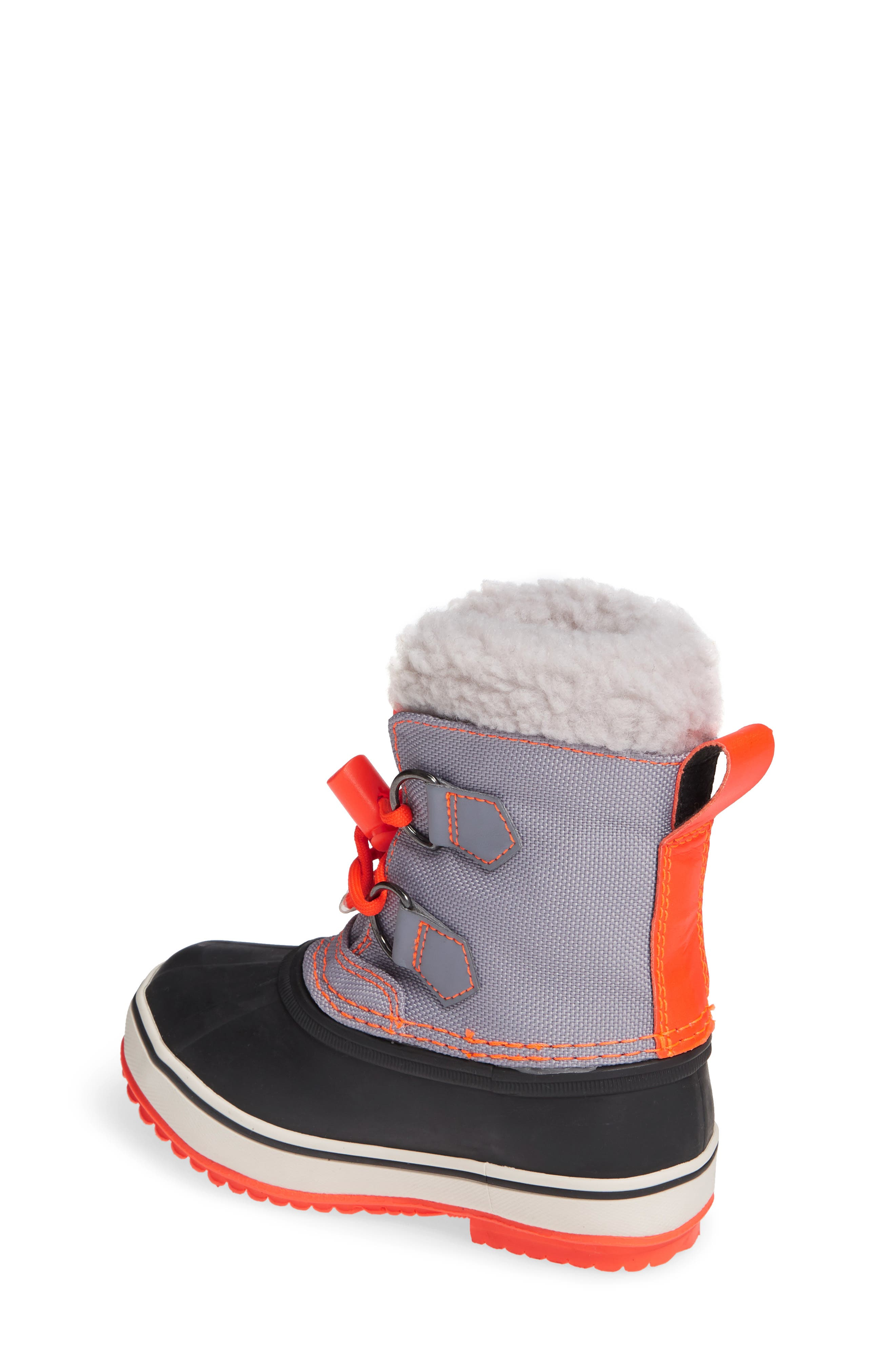 Waterproof Snow Boots,                             Alternate thumbnail 2, color,                             STARBOARD BLUE