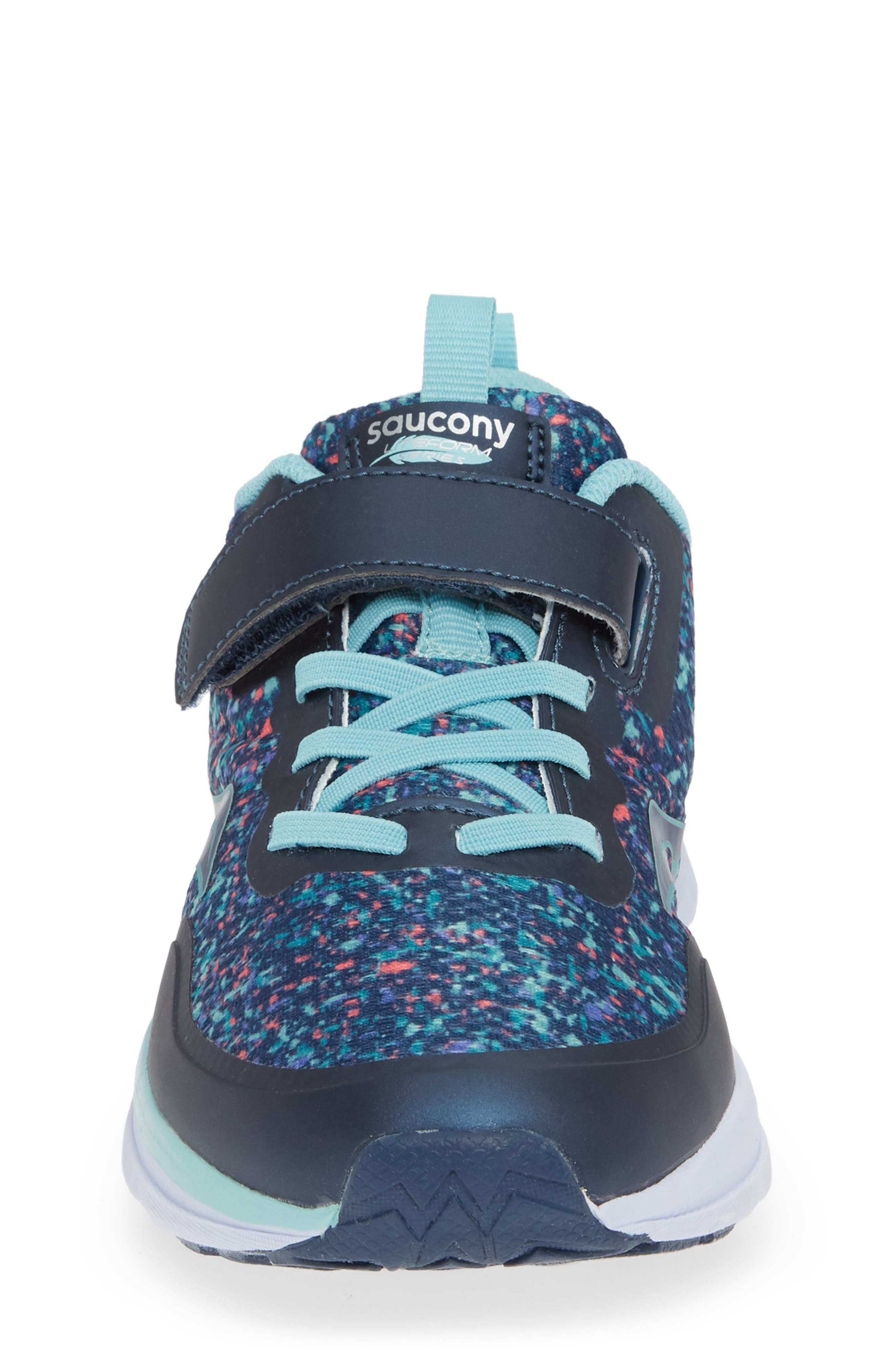 SAUCONY,                             Liteform Feel Sneaker,                             Alternate thumbnail 4, color,                             410