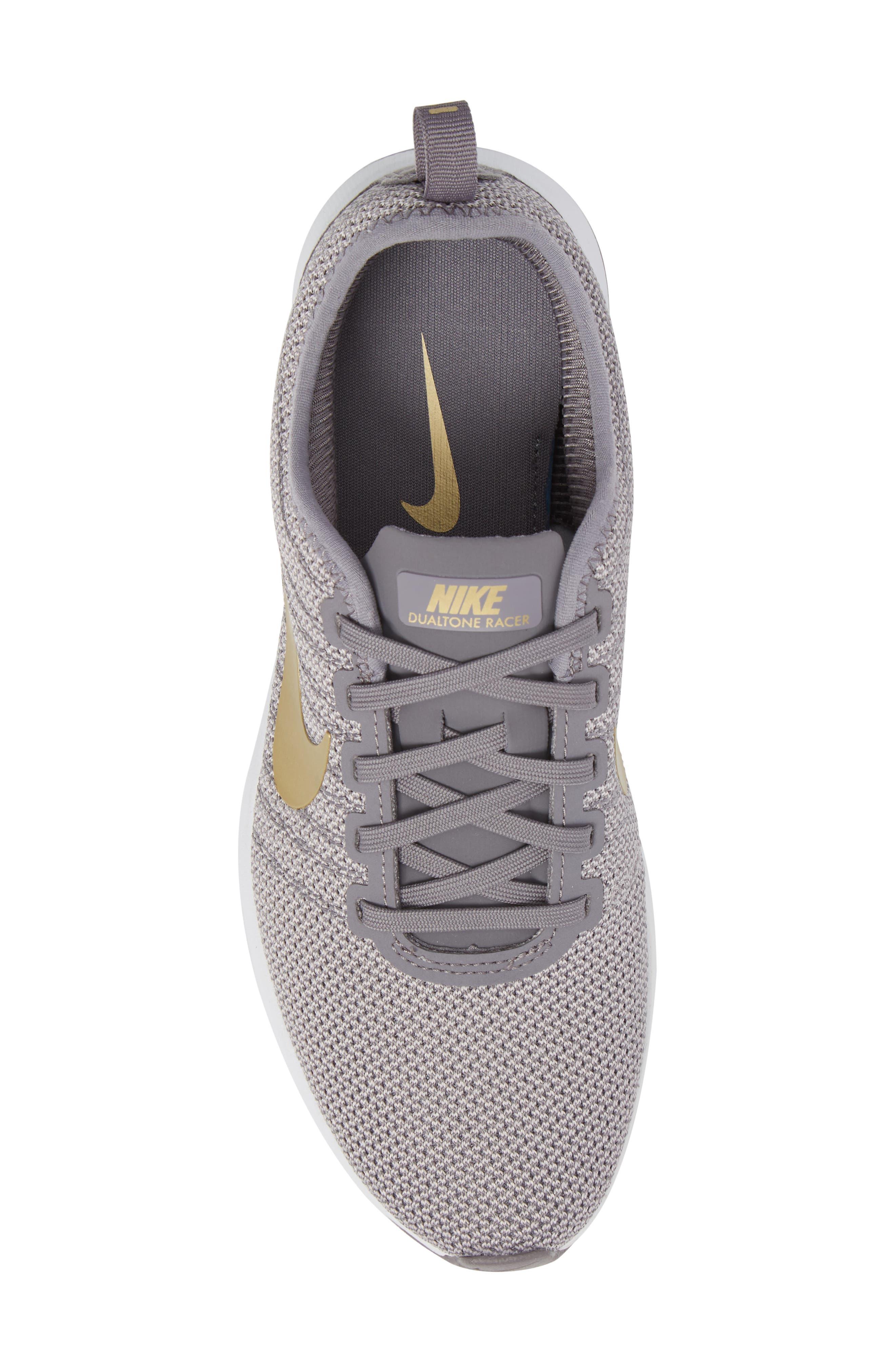 Dualtone Racer SE Sneaker,                             Alternate thumbnail 5, color,                             021