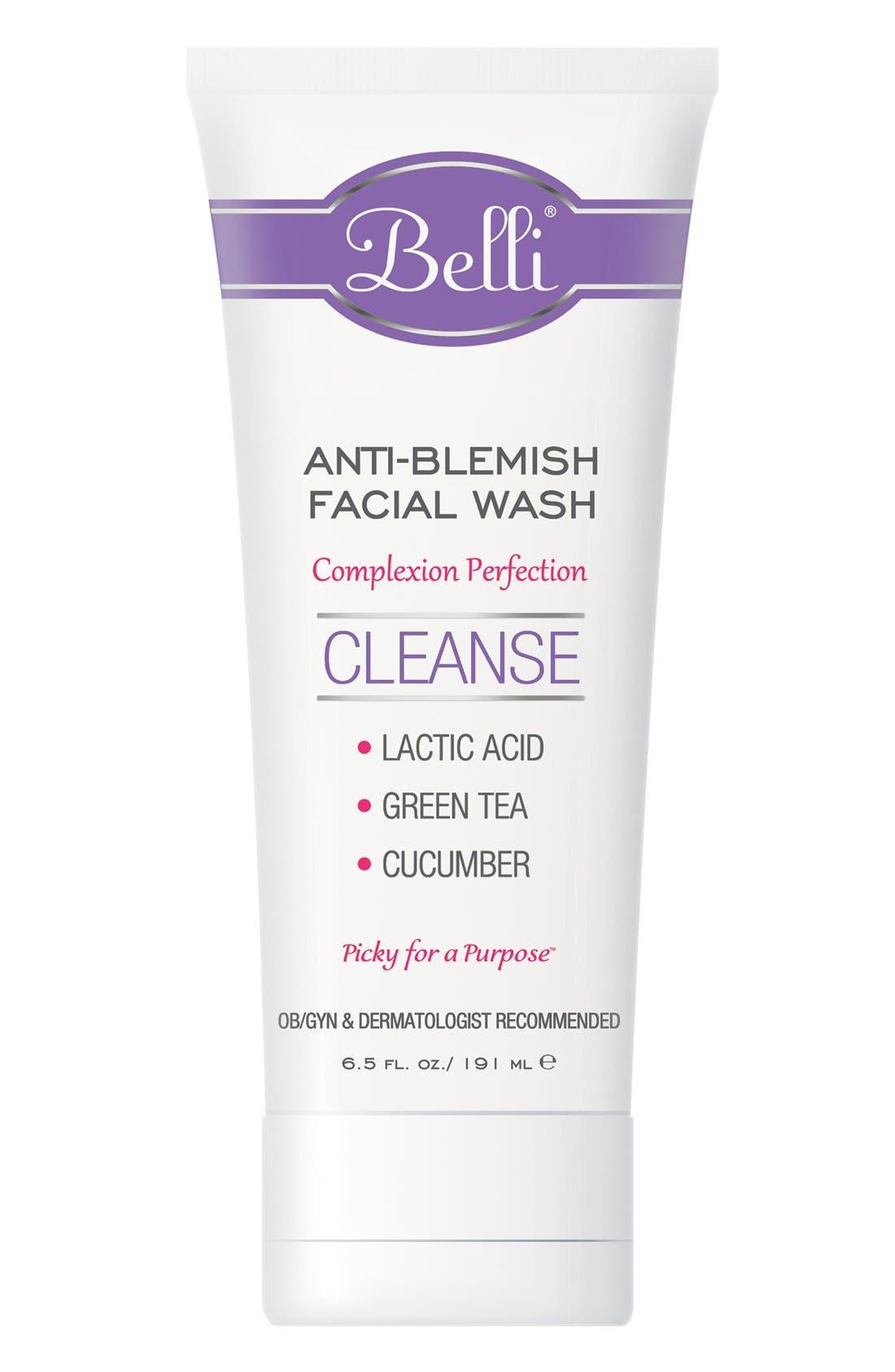 Anti-Blemish Basics with Anti-Blemish Facial Wash (6.5 oz.) & Acne Control Spot Treatment,                             Alternate thumbnail 6, color,                             WHITE