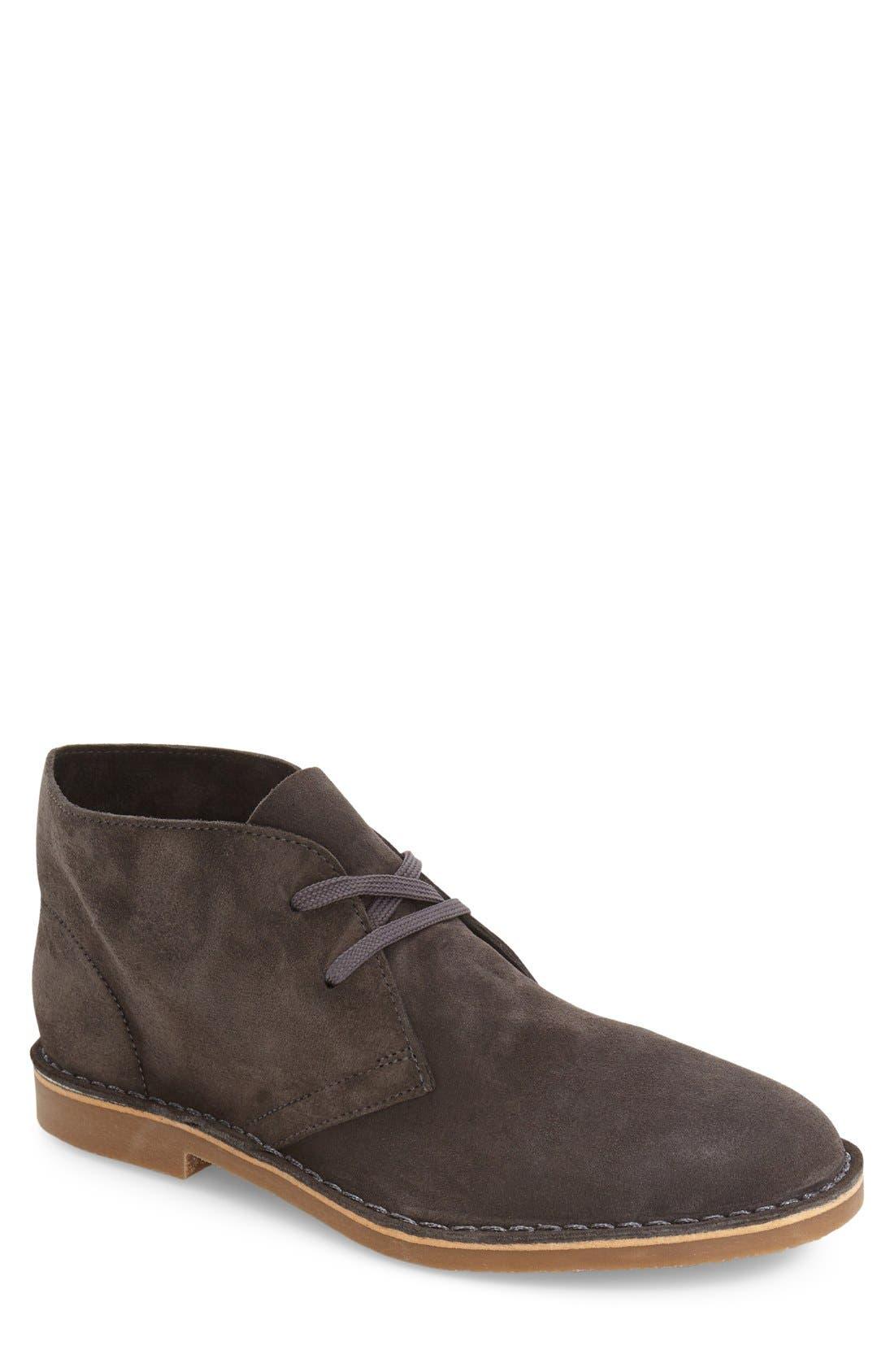 'Greyson' Chukka Boot, Main, color, 020