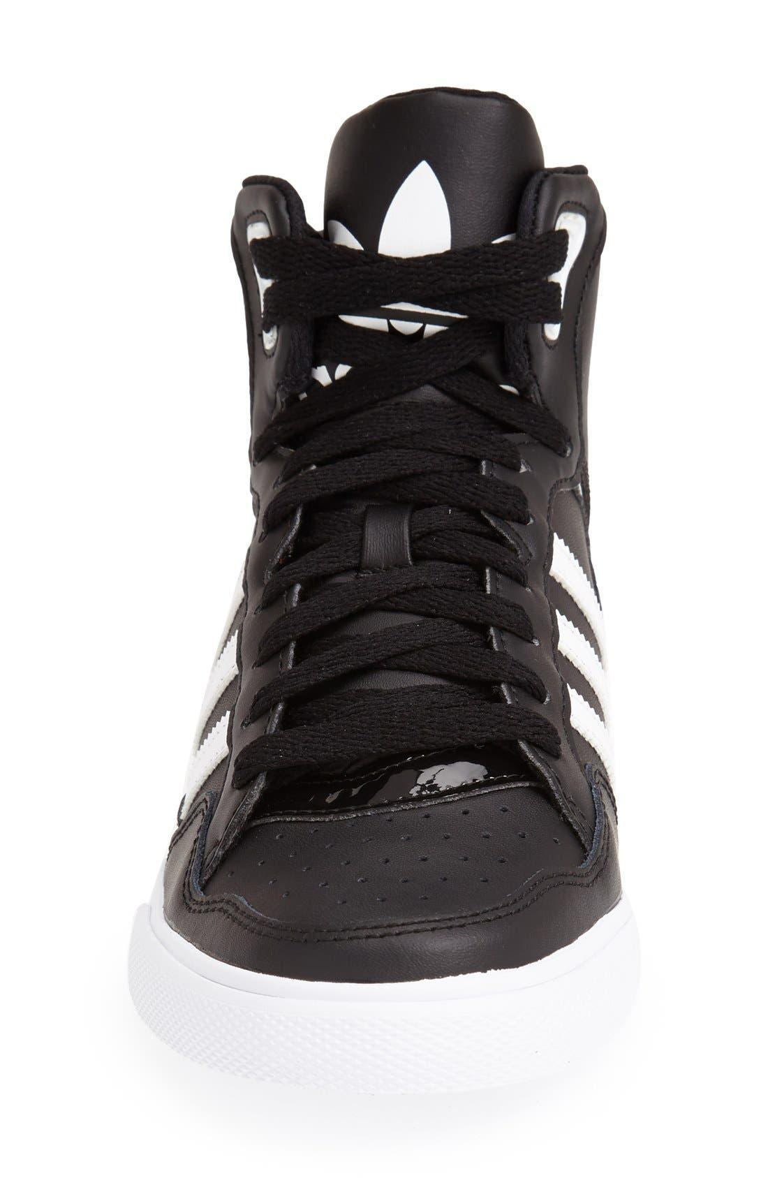 'Extaball' High Top Sneaker,                             Alternate thumbnail 2, color,                             001