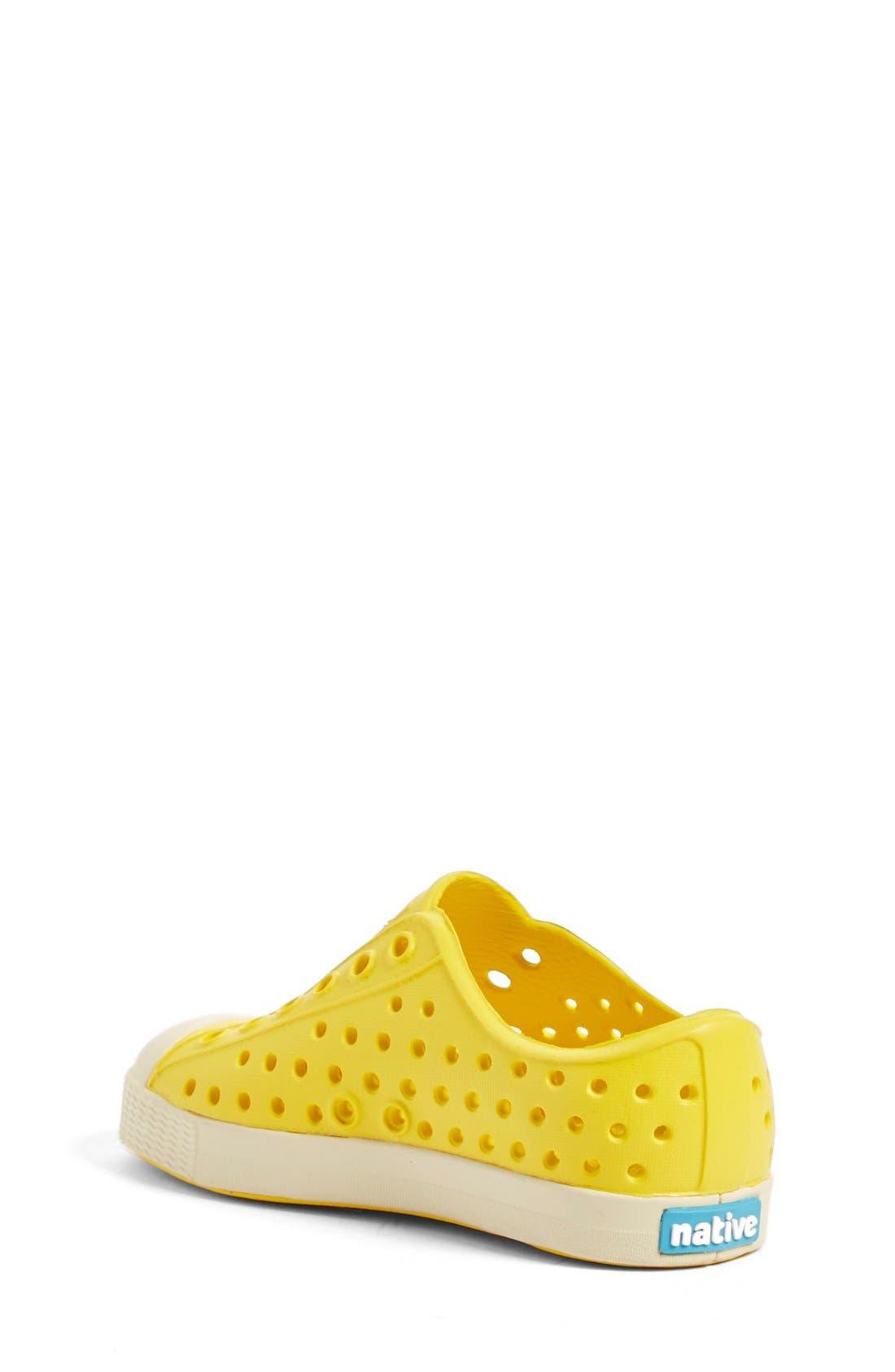 'Jefferson' Water Friendly Slip-On Sneaker,                             Alternate thumbnail 168, color,