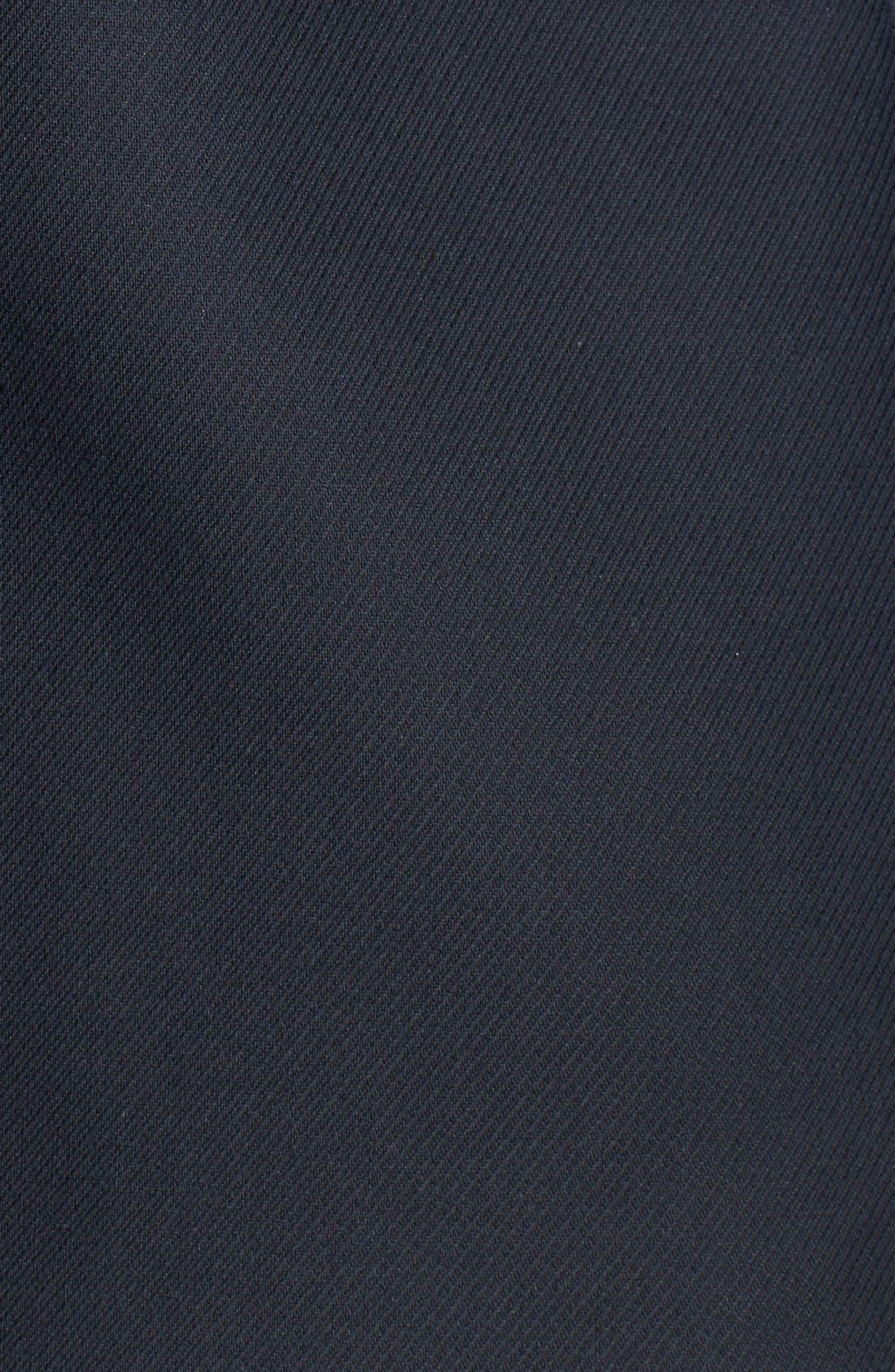'Tumblebridge' Cotton Peacoat,                             Alternate thumbnail 2, color,                             410