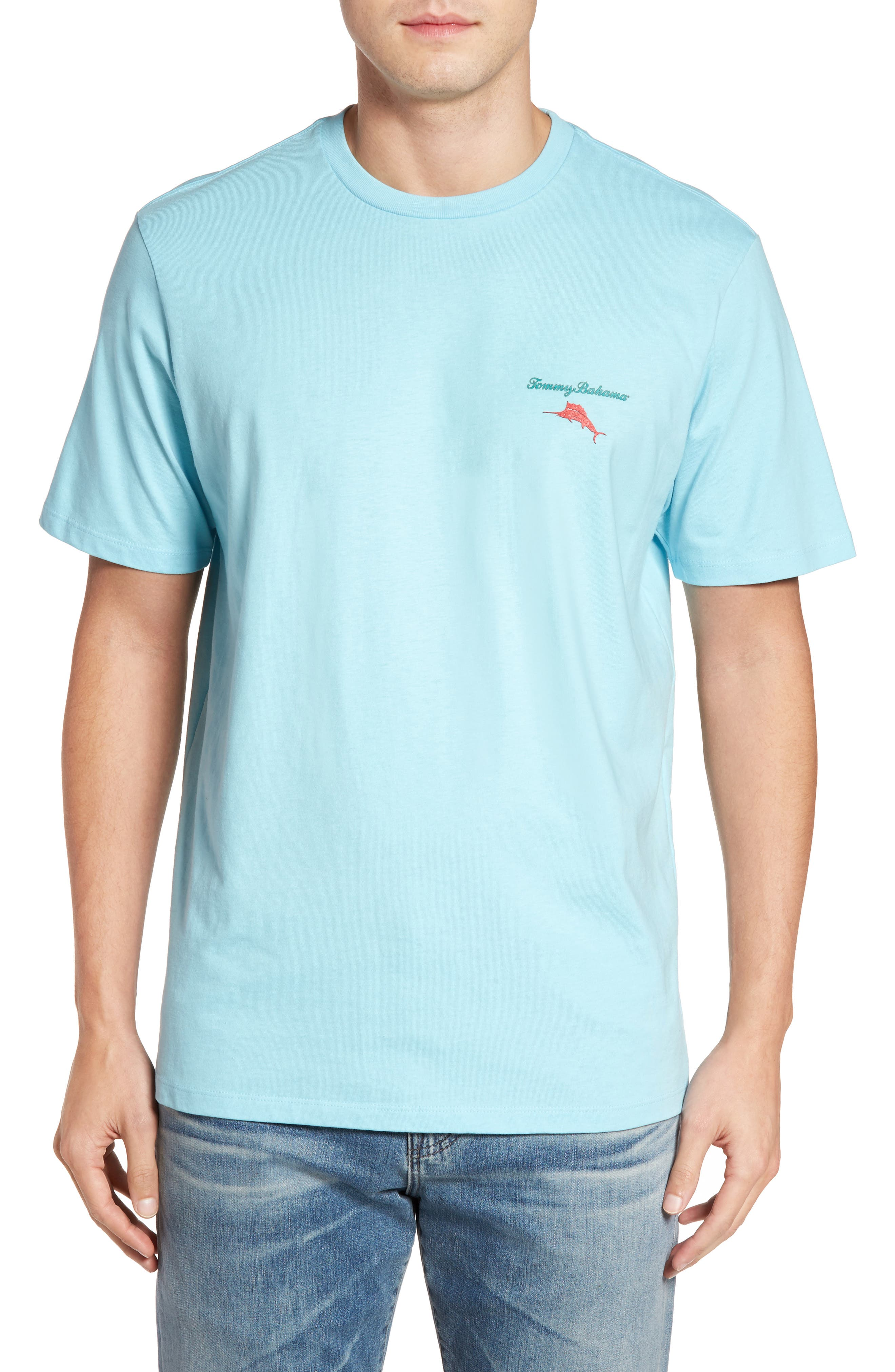 Pineapple TV Graphic T-Shirt,                         Main,                         color,