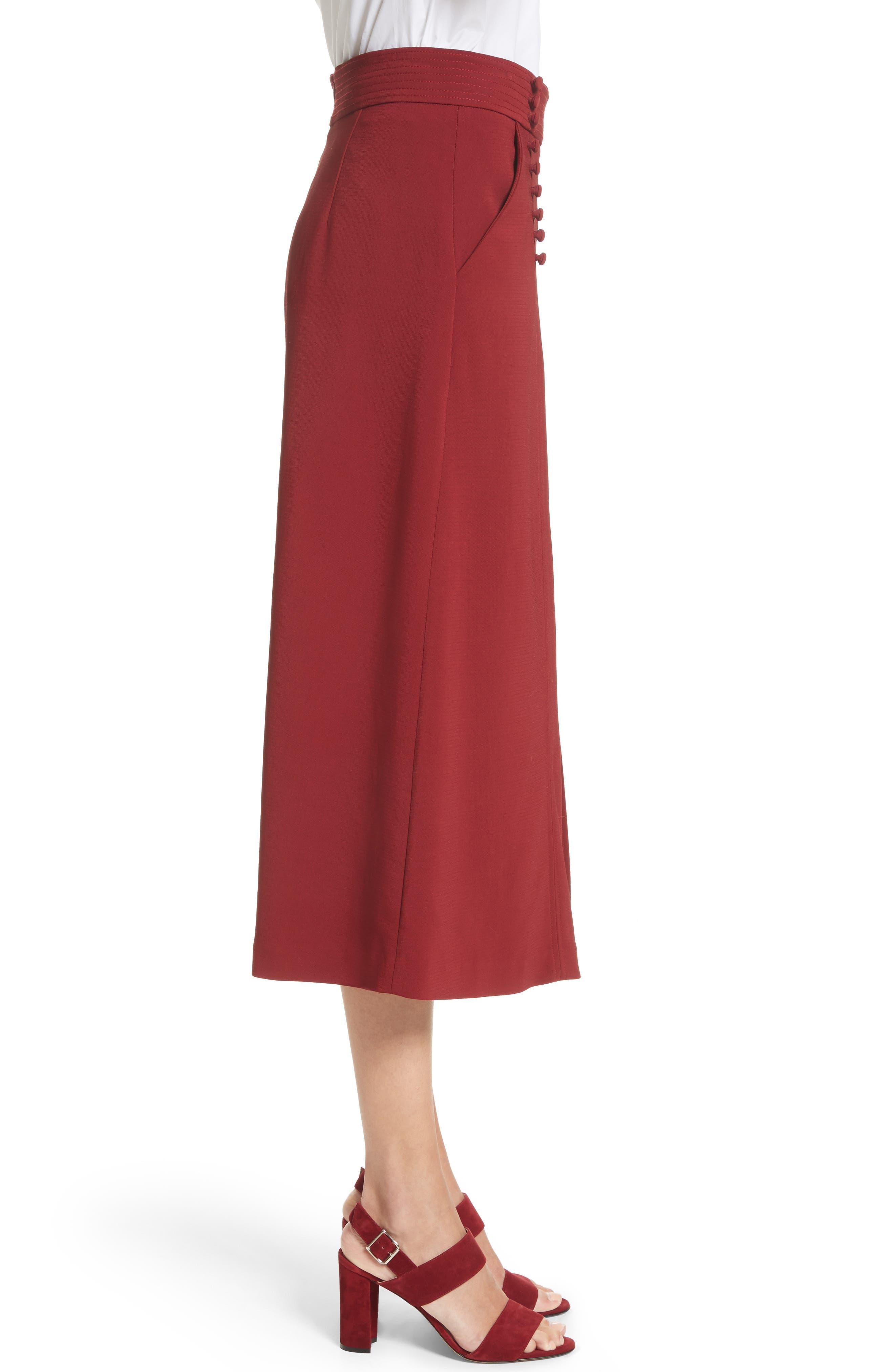 Sydney Skirt,                             Alternate thumbnail 3, color,