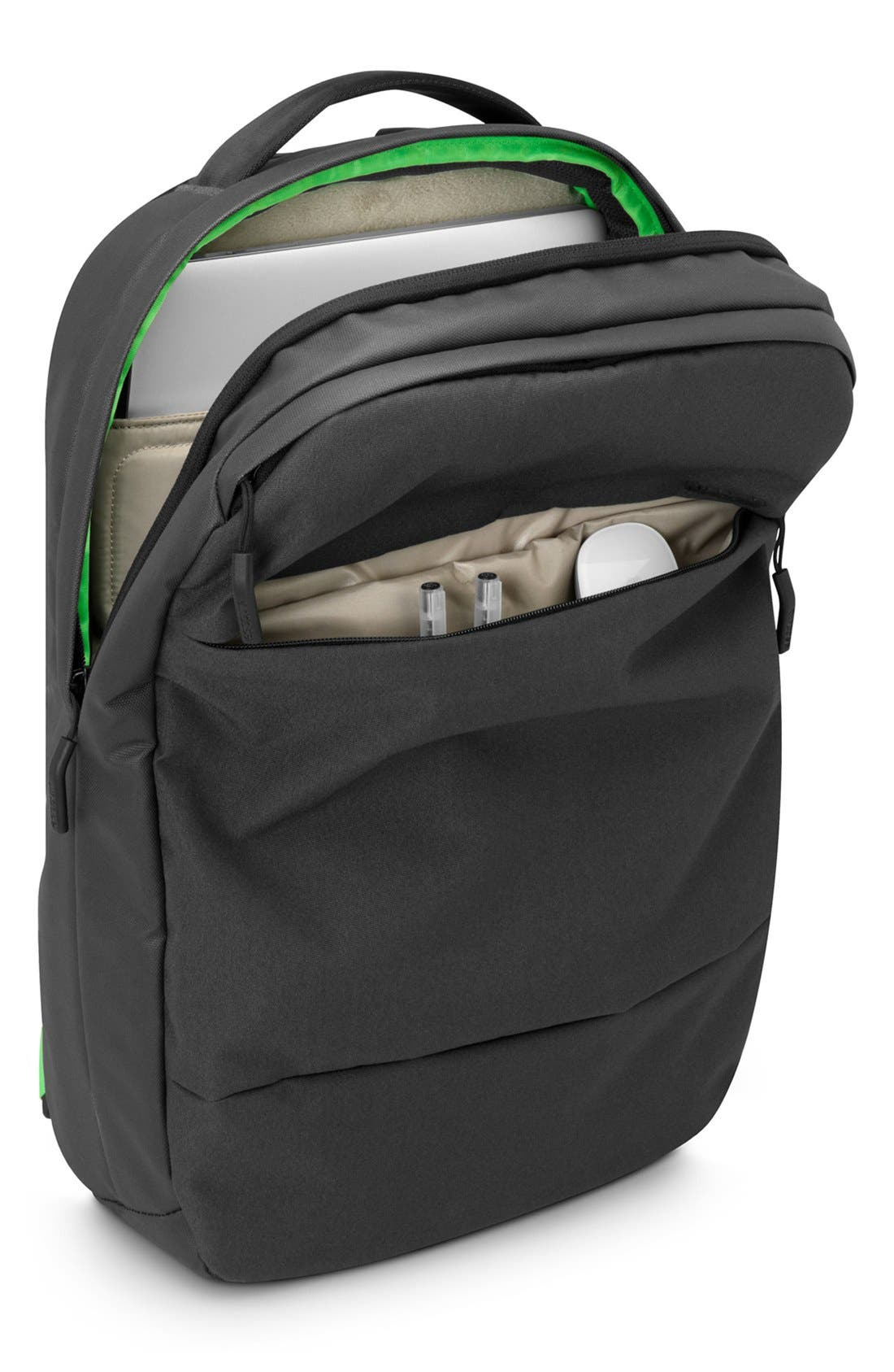 City Compact Backpack,                             Alternate thumbnail 5, color,                             001