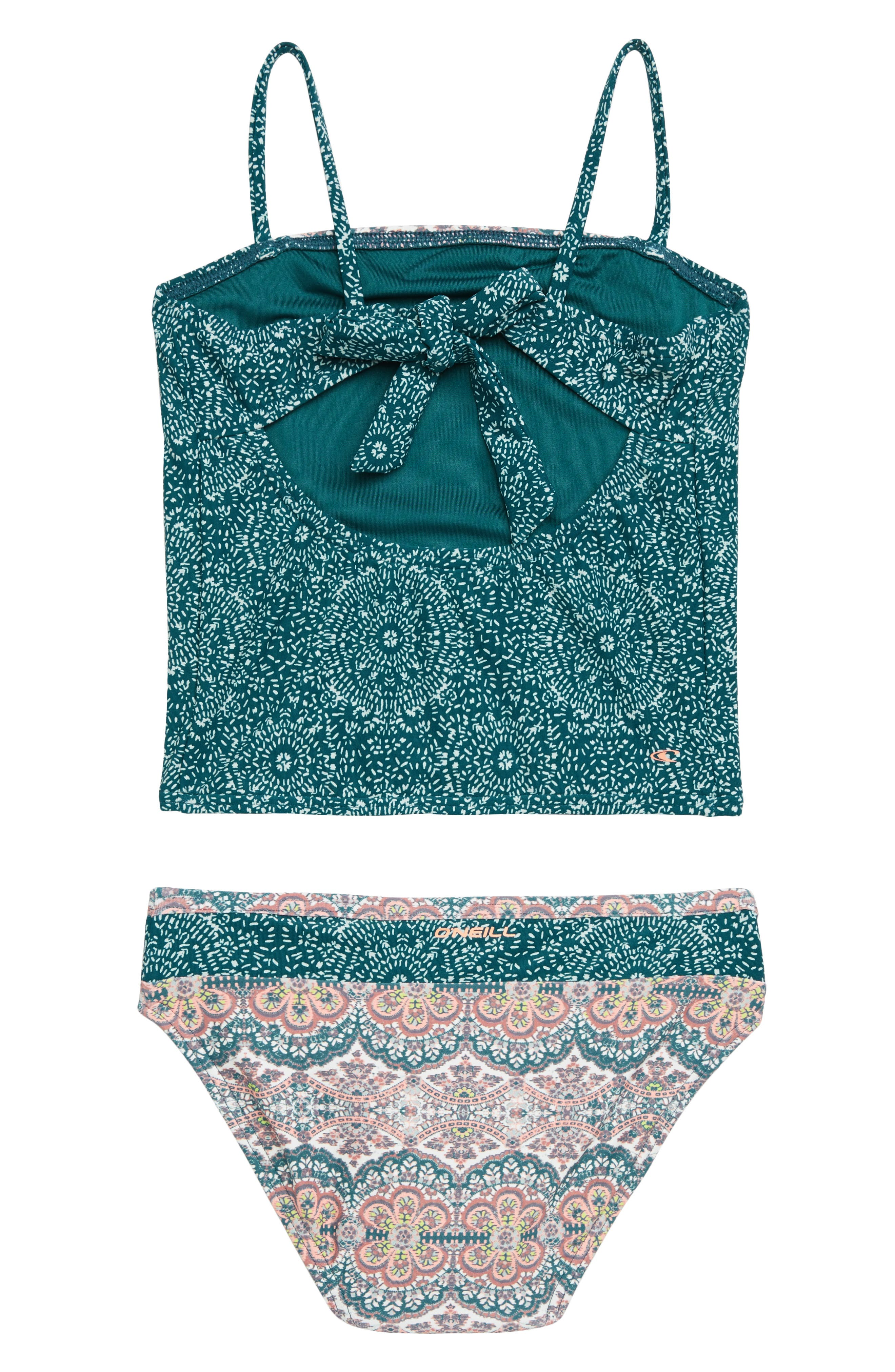 Fleetwood Two-Piece Swimsuit,                             Alternate thumbnail 2, color,                             MULTI