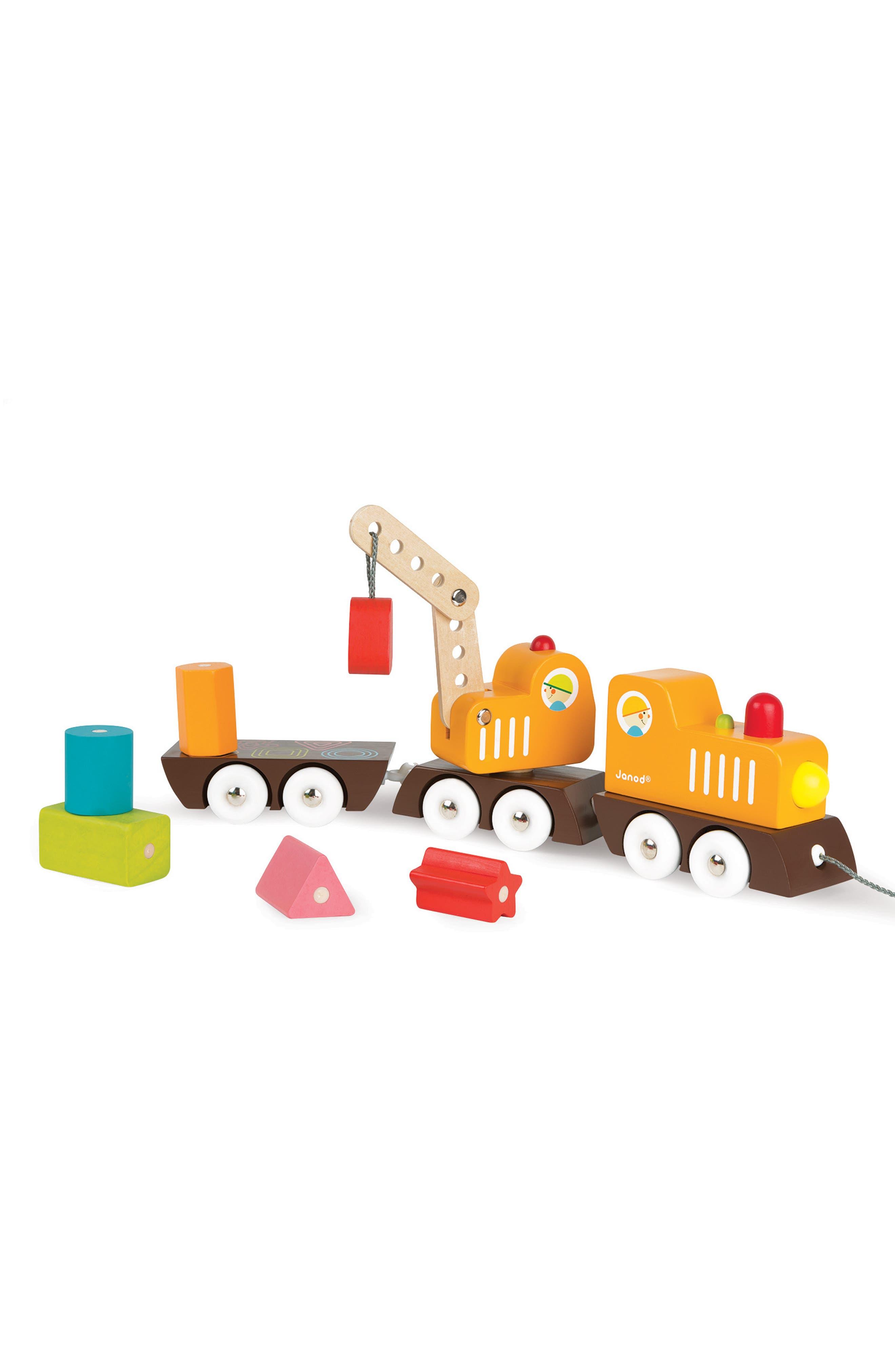 Crane Train,                             Alternate thumbnail 3, color,                             MULTI