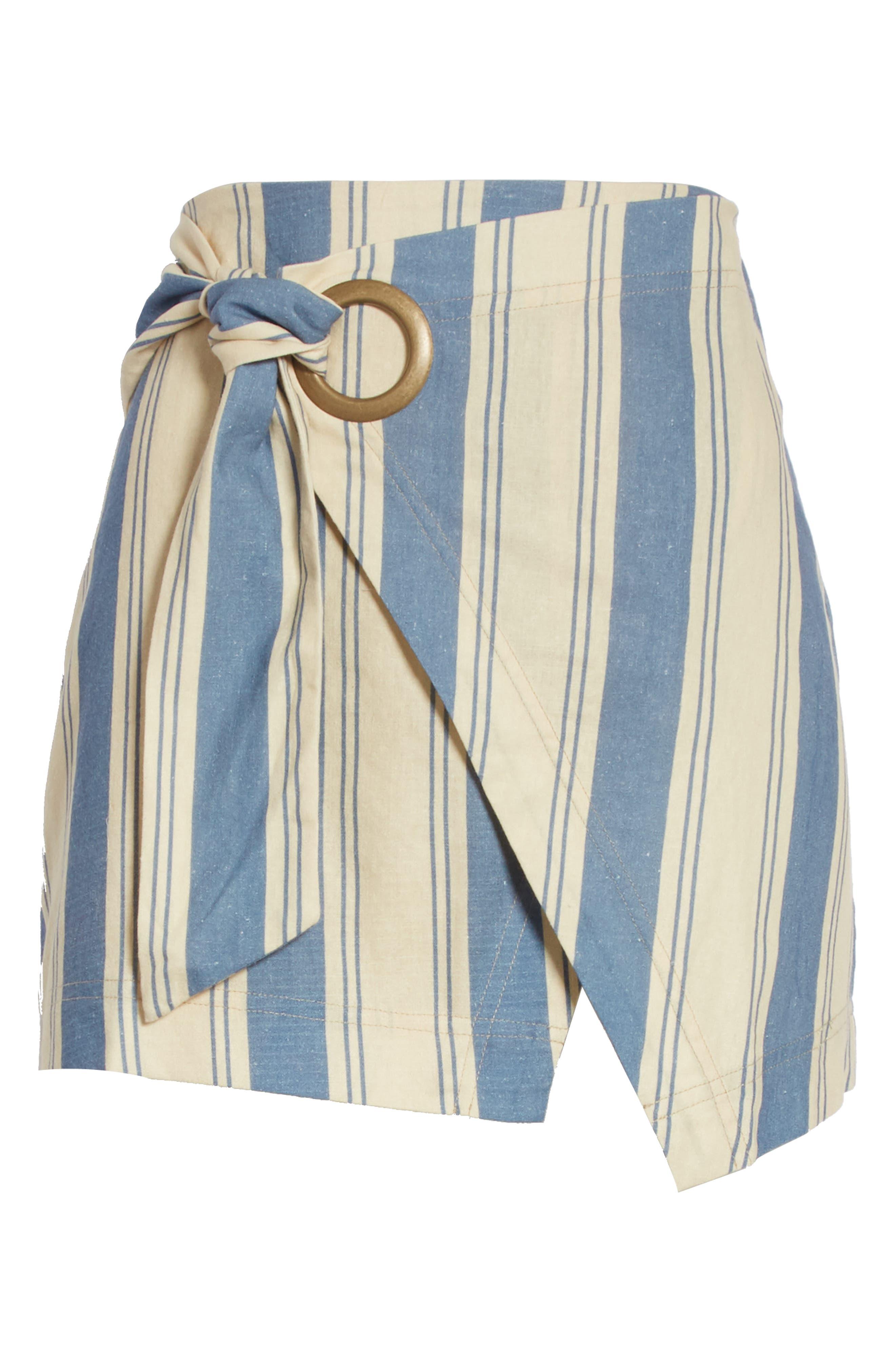 Tuscan Sunrise Skirt,                             Alternate thumbnail 6, color,                             400