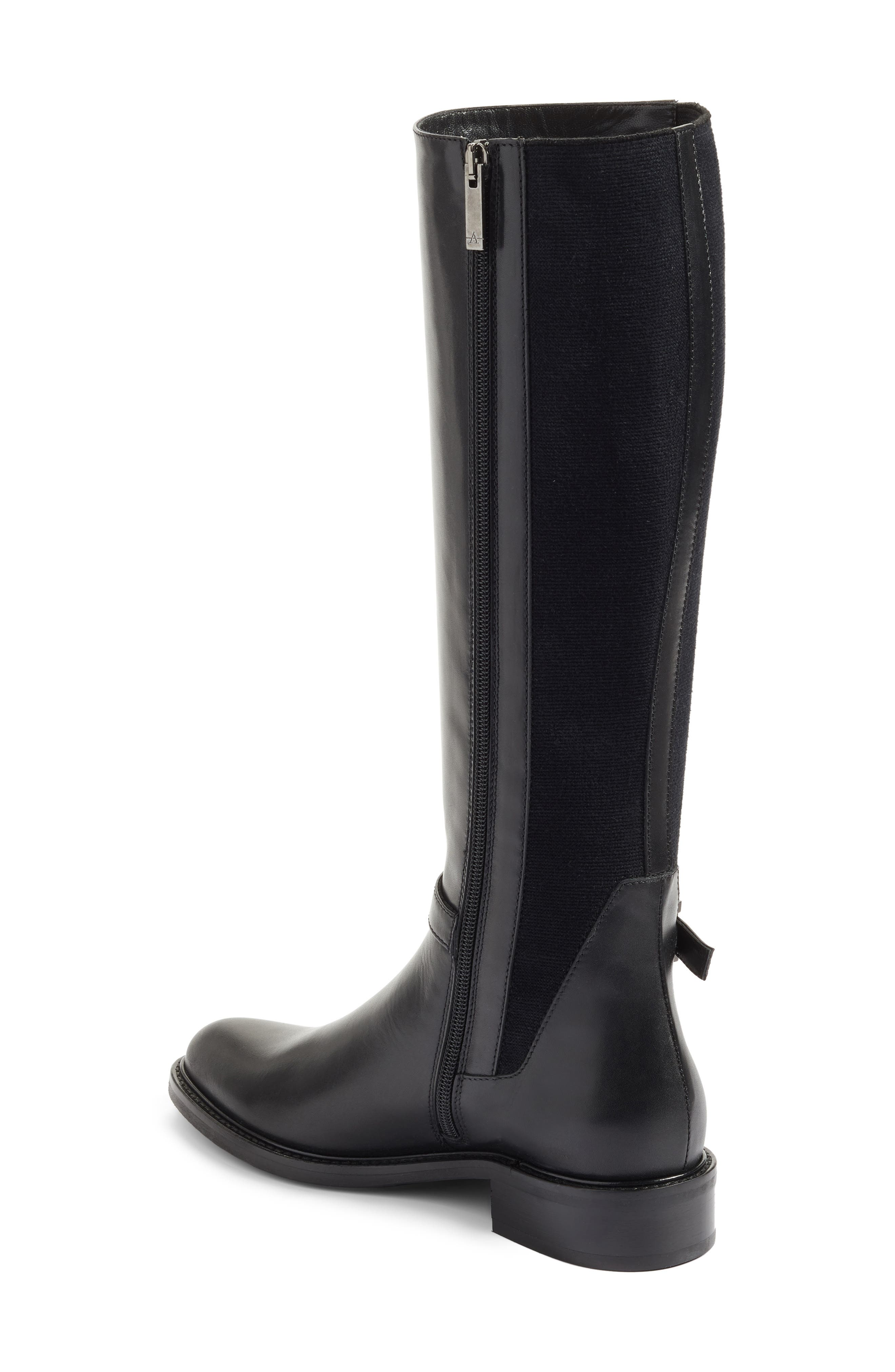 Genna Weatherproof Tall Boot,                             Alternate thumbnail 2, color,                             001
