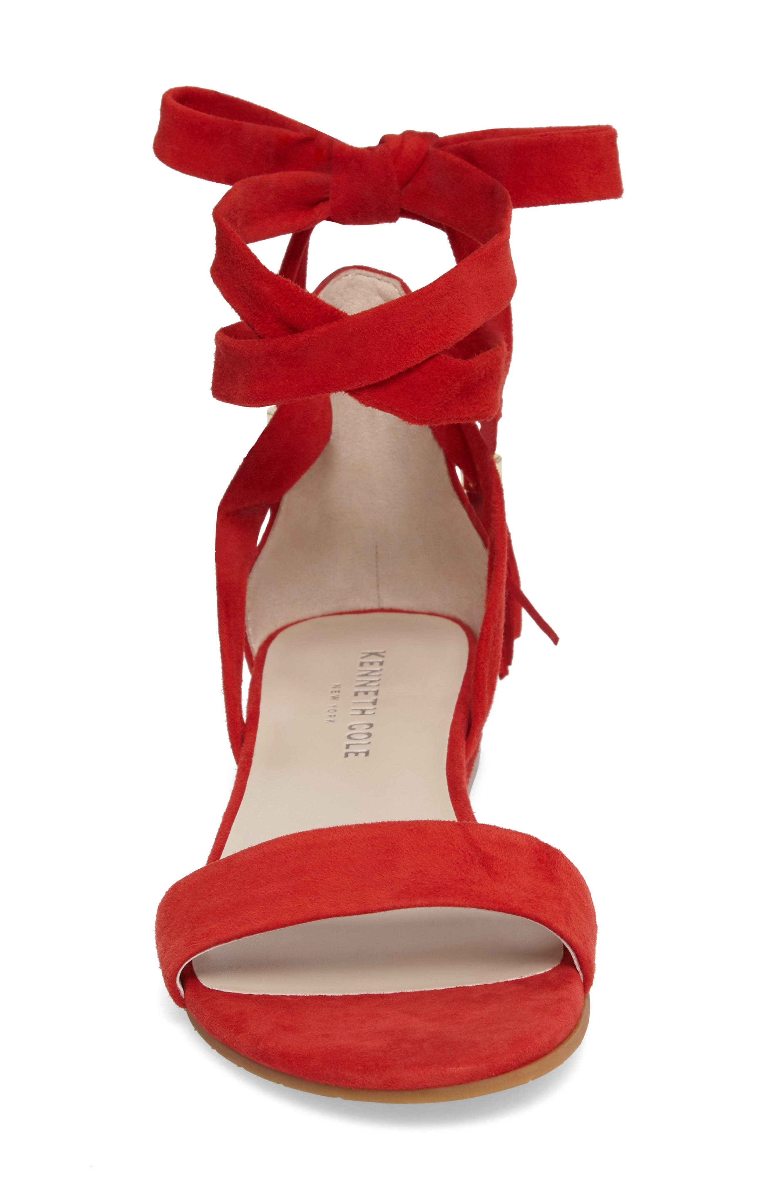 Valen Tassel Lace-Up Sandal,                             Alternate thumbnail 53, color,