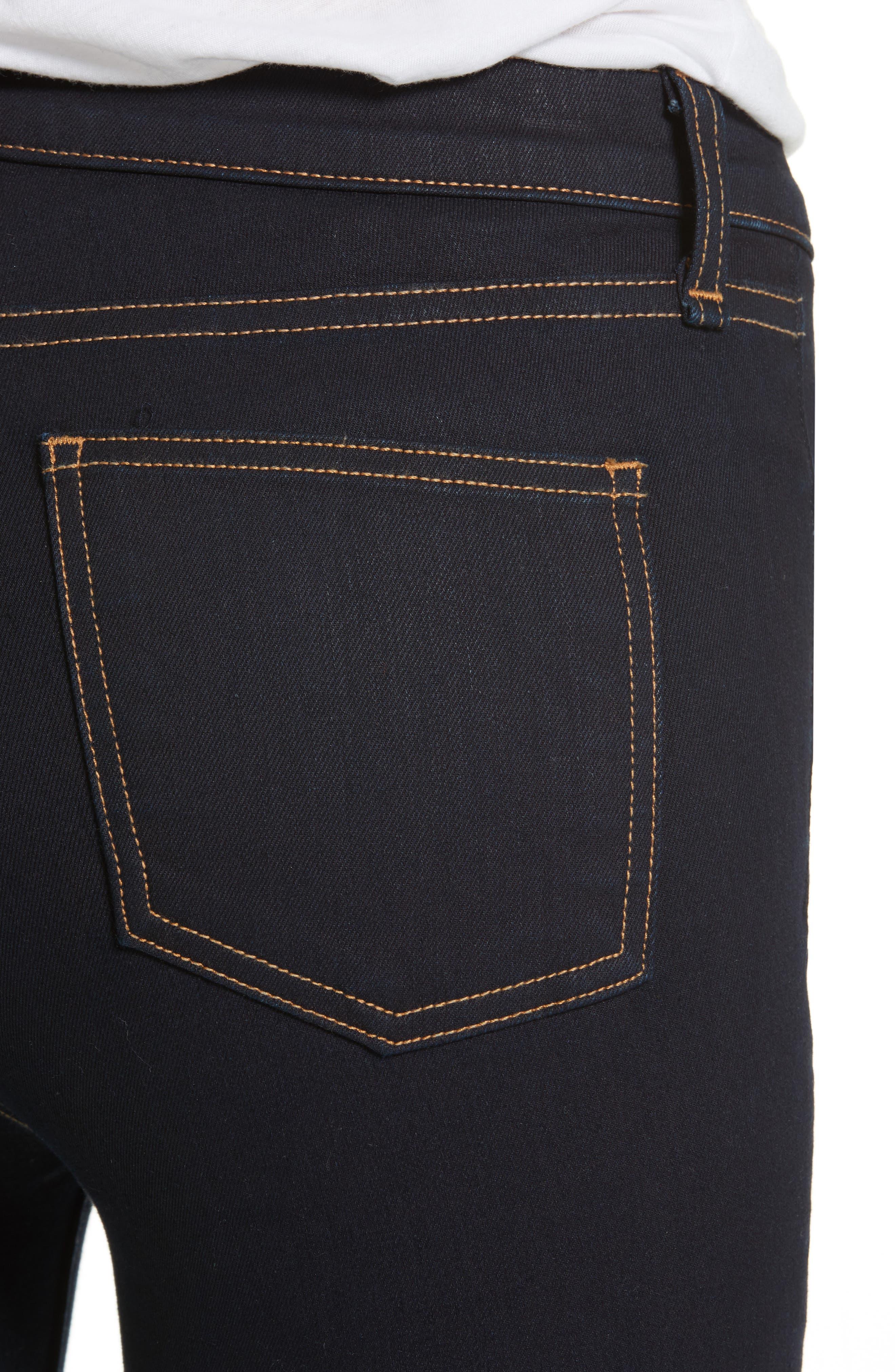 Kate Skinny Jeans,                             Alternate thumbnail 4, color,                             455