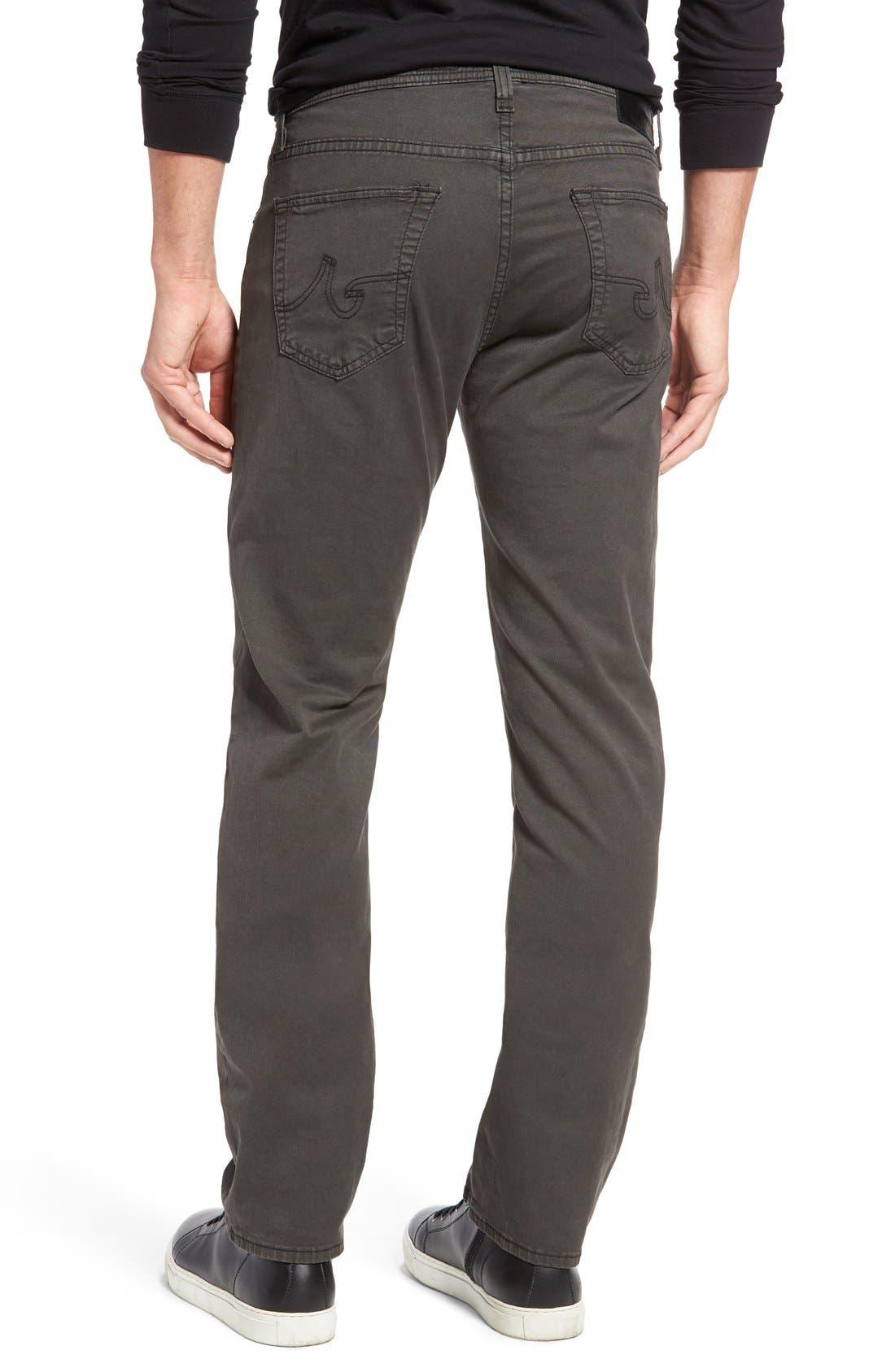 'Matchbox BES' Slim Fit Pants,                             Alternate thumbnail 186, color,