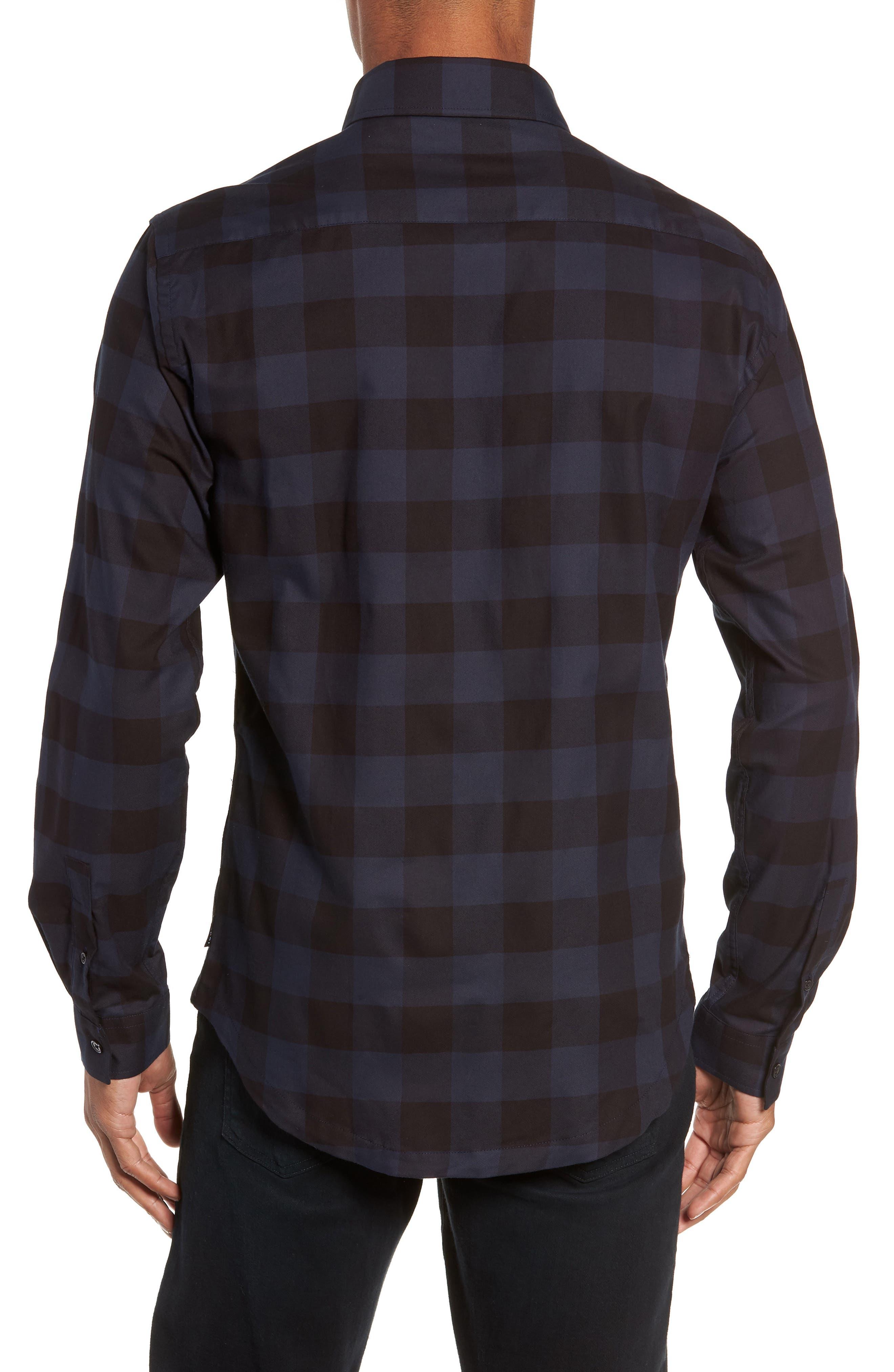 Best Winner Regular Fit Cotton Sport Shirt,                             Alternate thumbnail 3, color,                             409