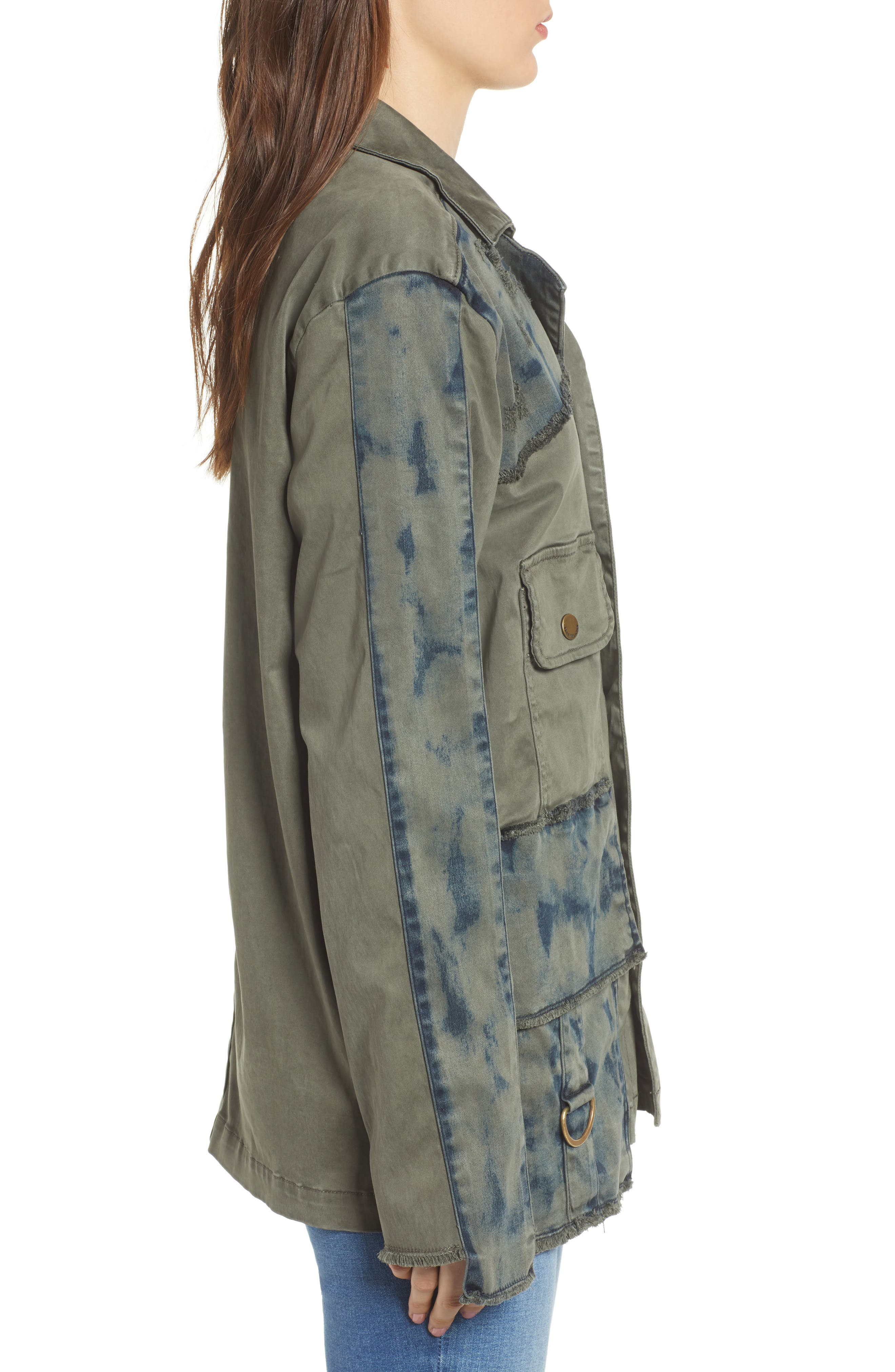 Military Jacket,                             Alternate thumbnail 3, color,                             300