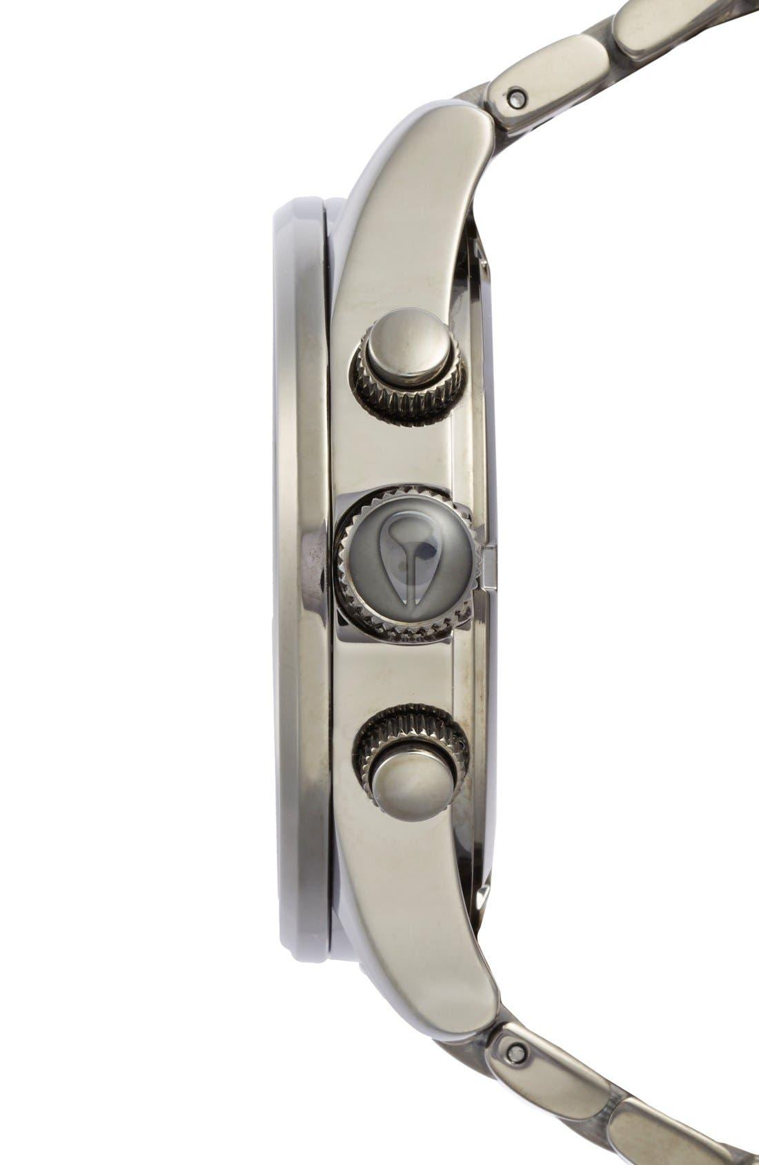 'The Sentry' Chronograph Bracelet Watch, 42mm,                             Alternate thumbnail 44, color,