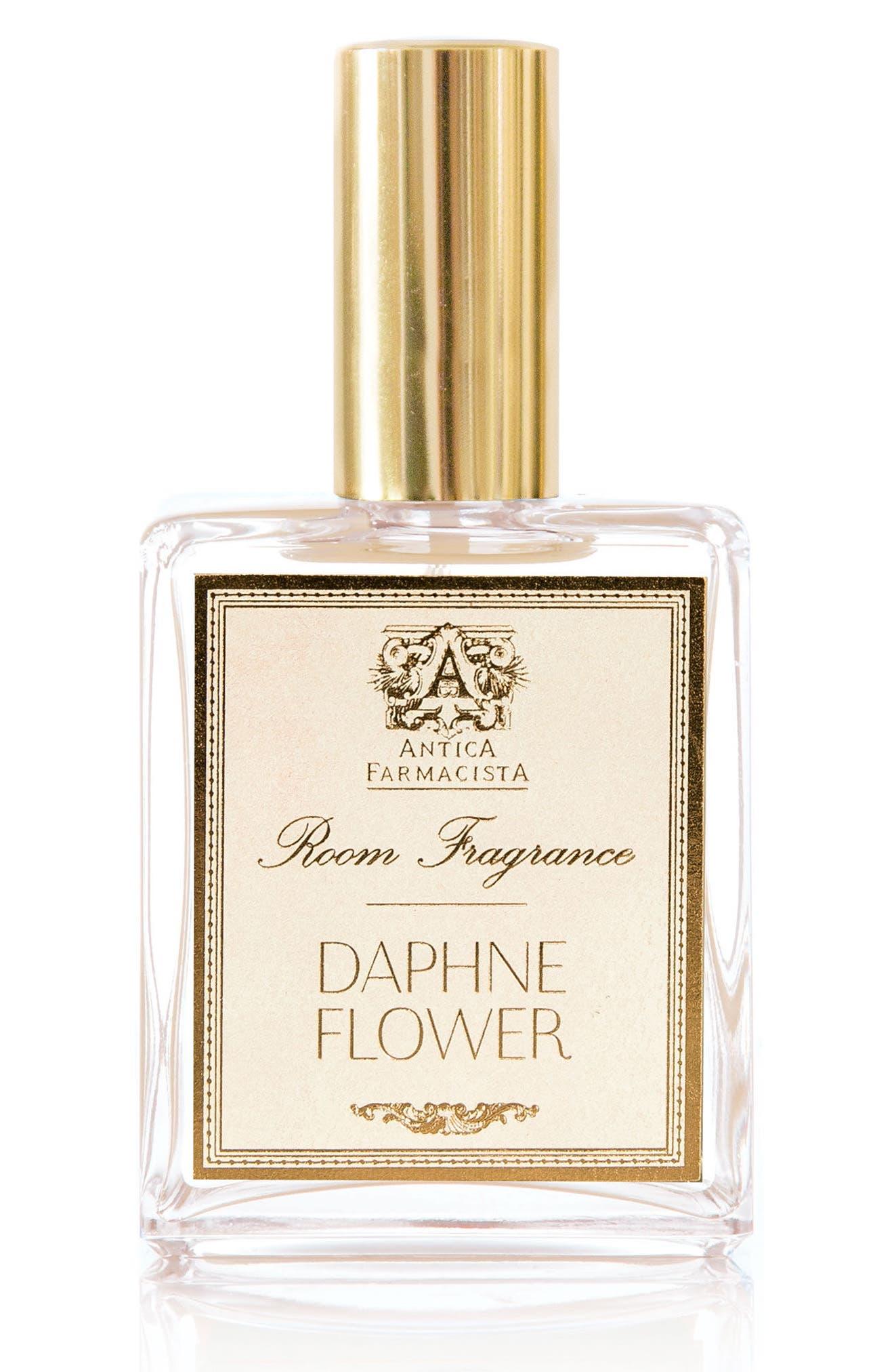 Daphne Flower Room & Linen Spray,                             Main thumbnail 1, color,                             NO COLOR