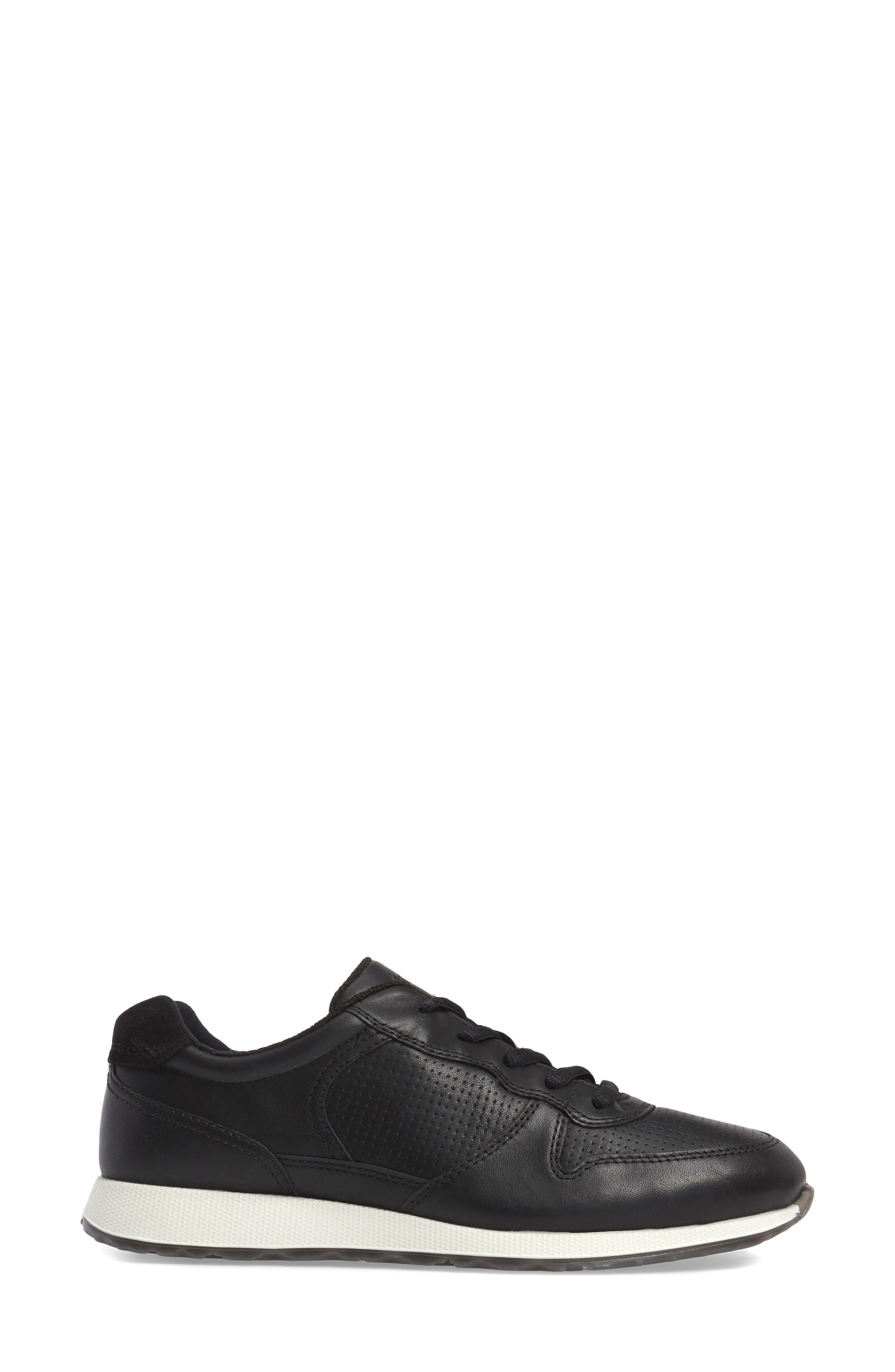 Performance Sneaker,                             Alternate thumbnail 3, color,                             001