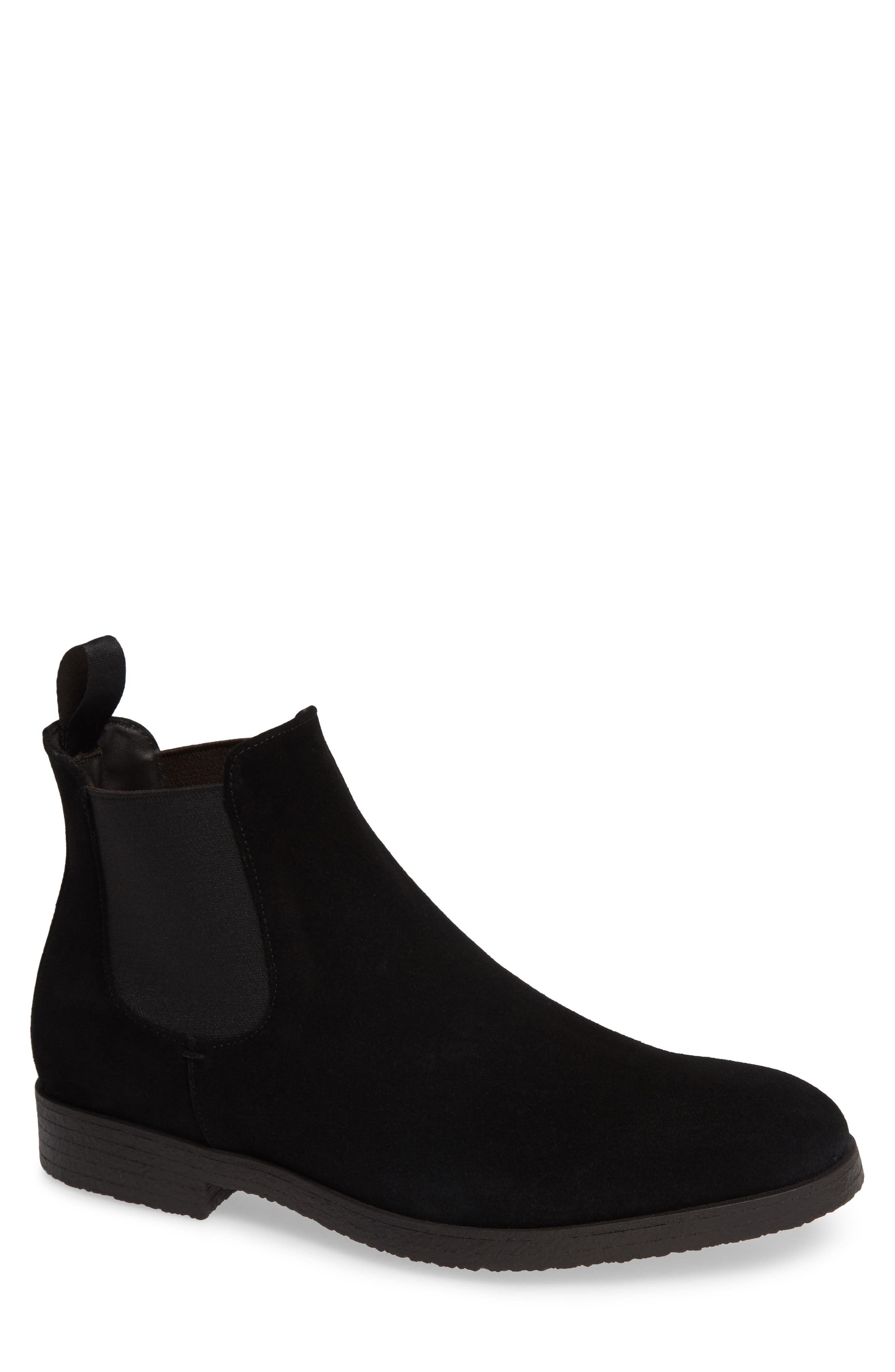 To Boot New York Caracas Chelsea Boot, Black