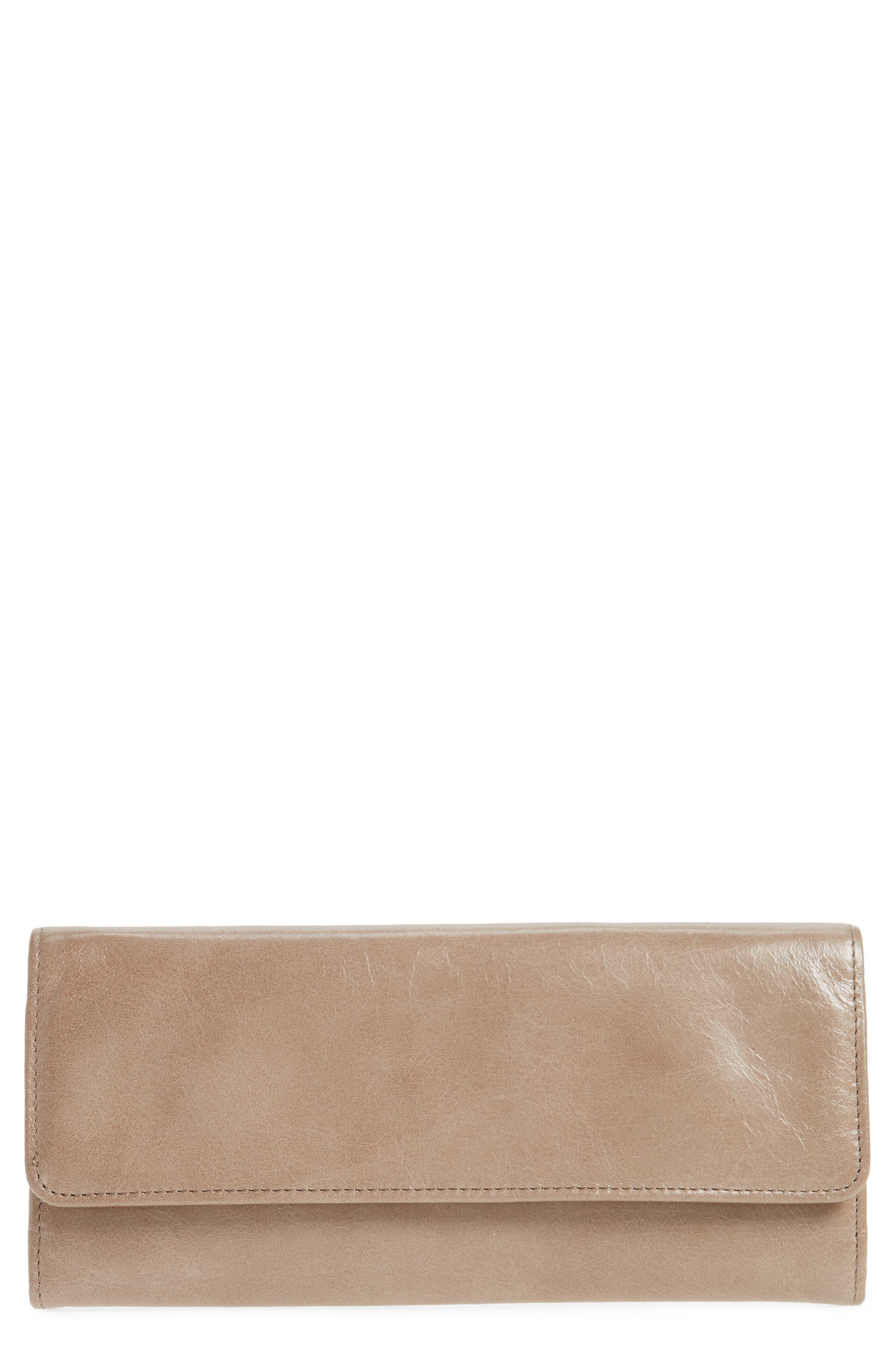 'Sadie' Leather Wallet,                             Main thumbnail 1, color,