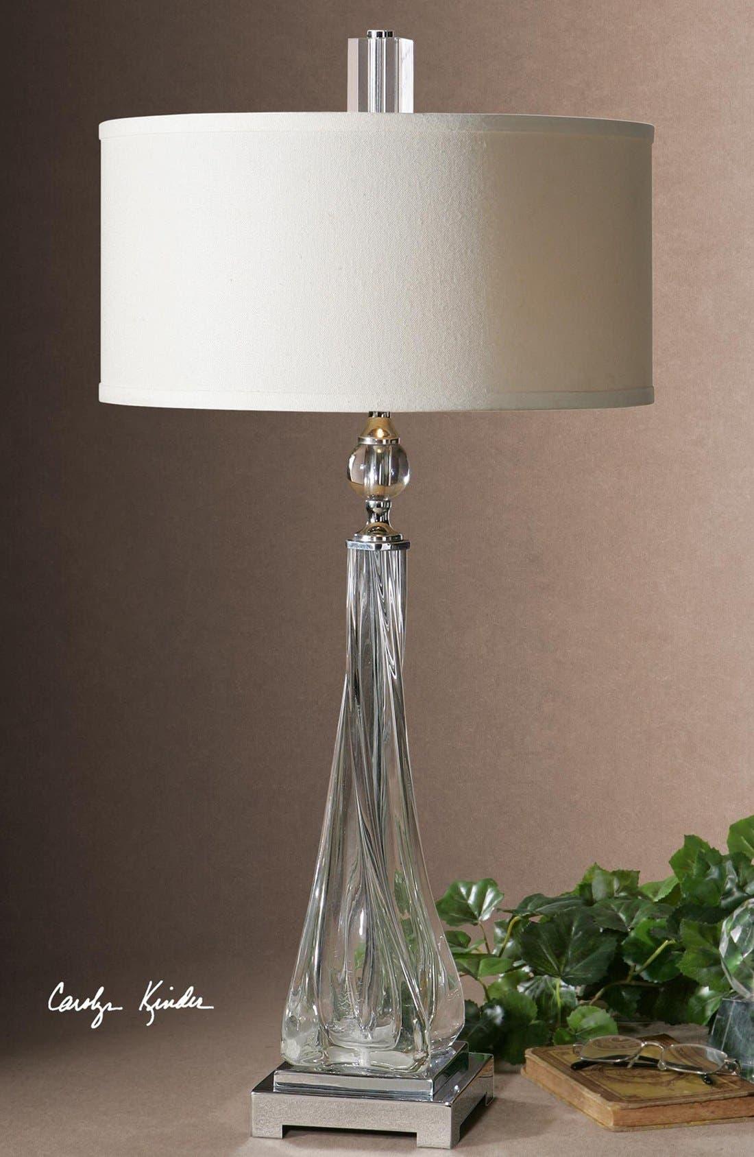 'Grancona' Glass Table Lamp,                             Alternate thumbnail 2, color,                             100
