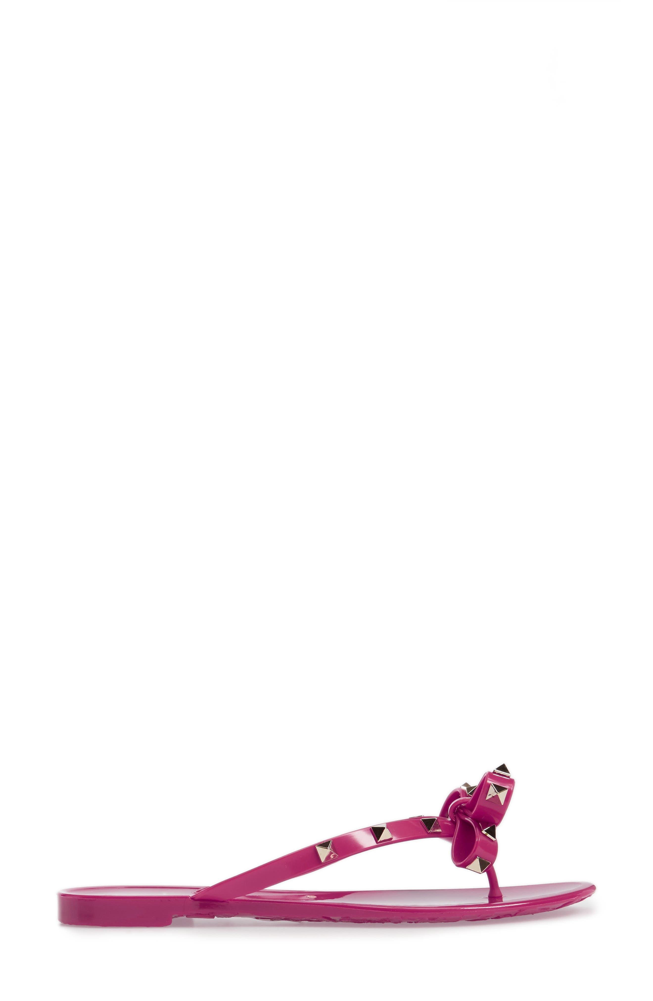 'Rockstud' Flip Flop,                             Alternate thumbnail 111, color,