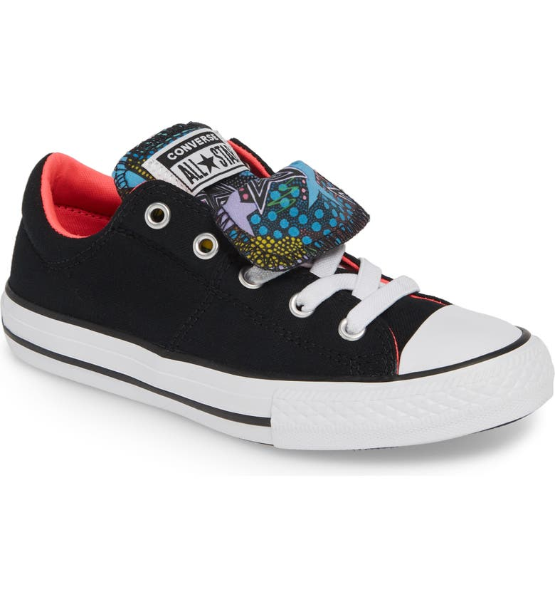 9d8b8eb4d65 Converse Chuck Taylor® All Star® Maddie Double Tongue Sneaker ...