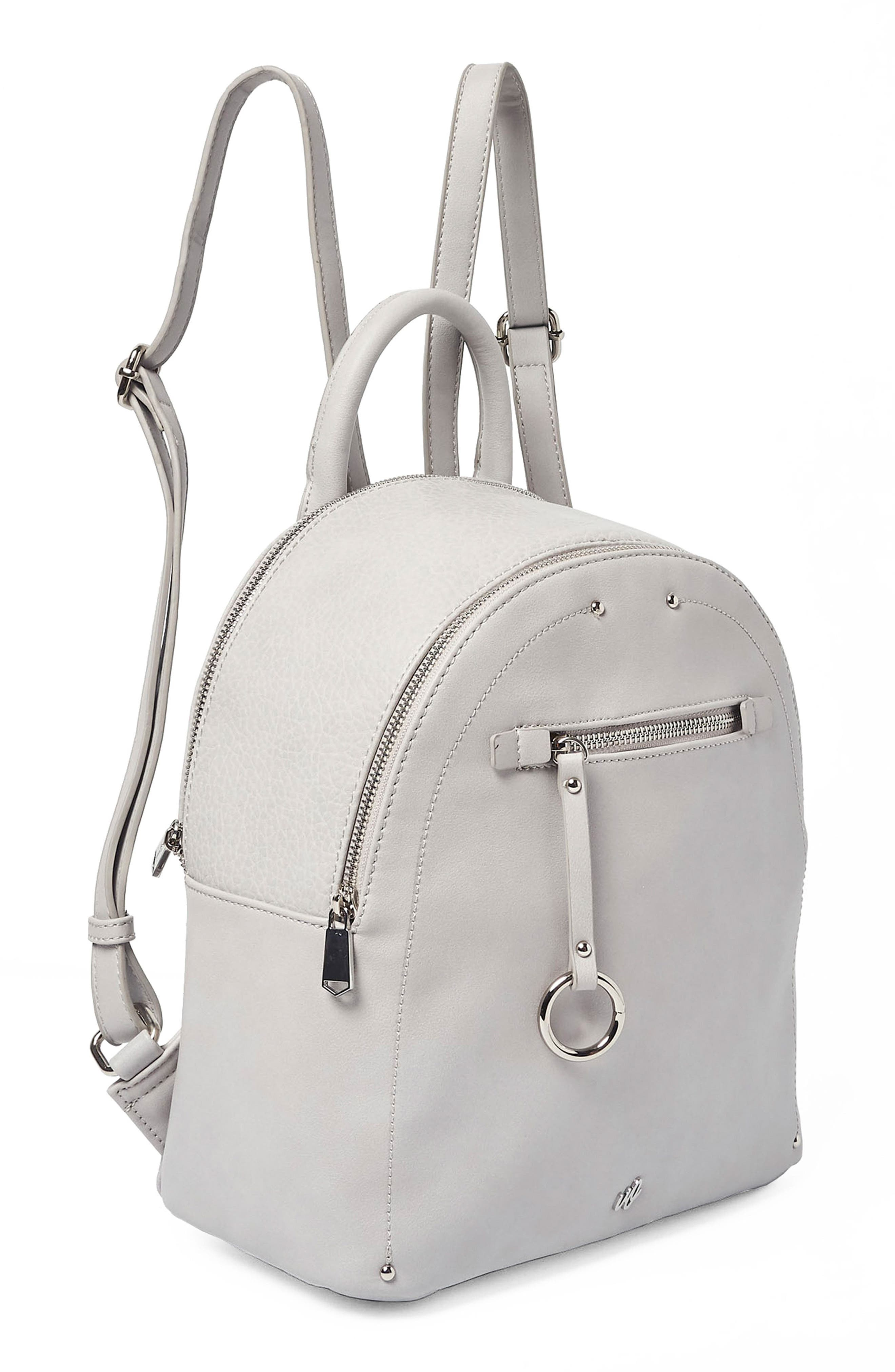 Into the Night Vegan Leather Backpack,                             Alternate thumbnail 11, color,