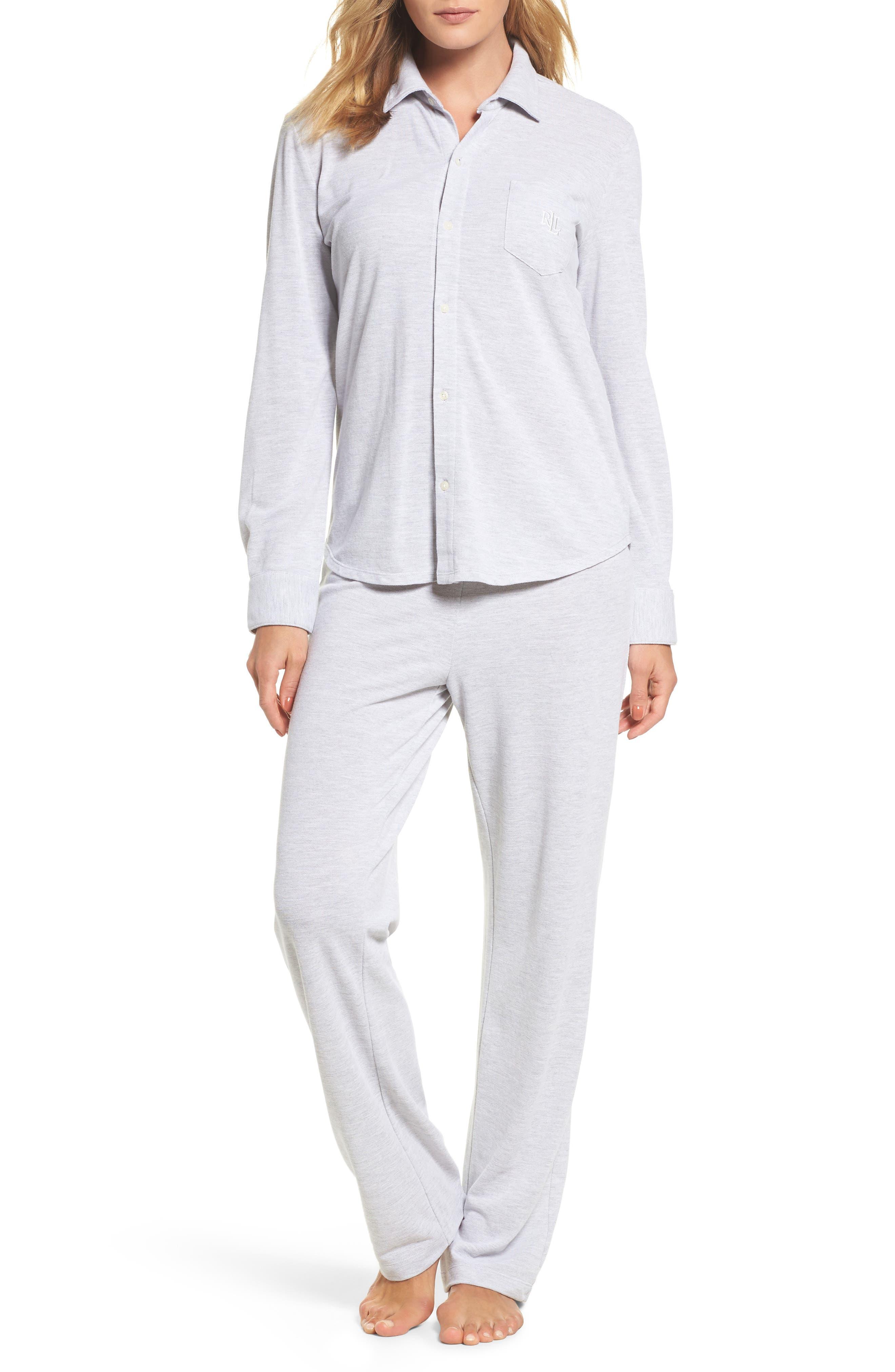 Long Pajamas,                             Main thumbnail 1, color,                             028