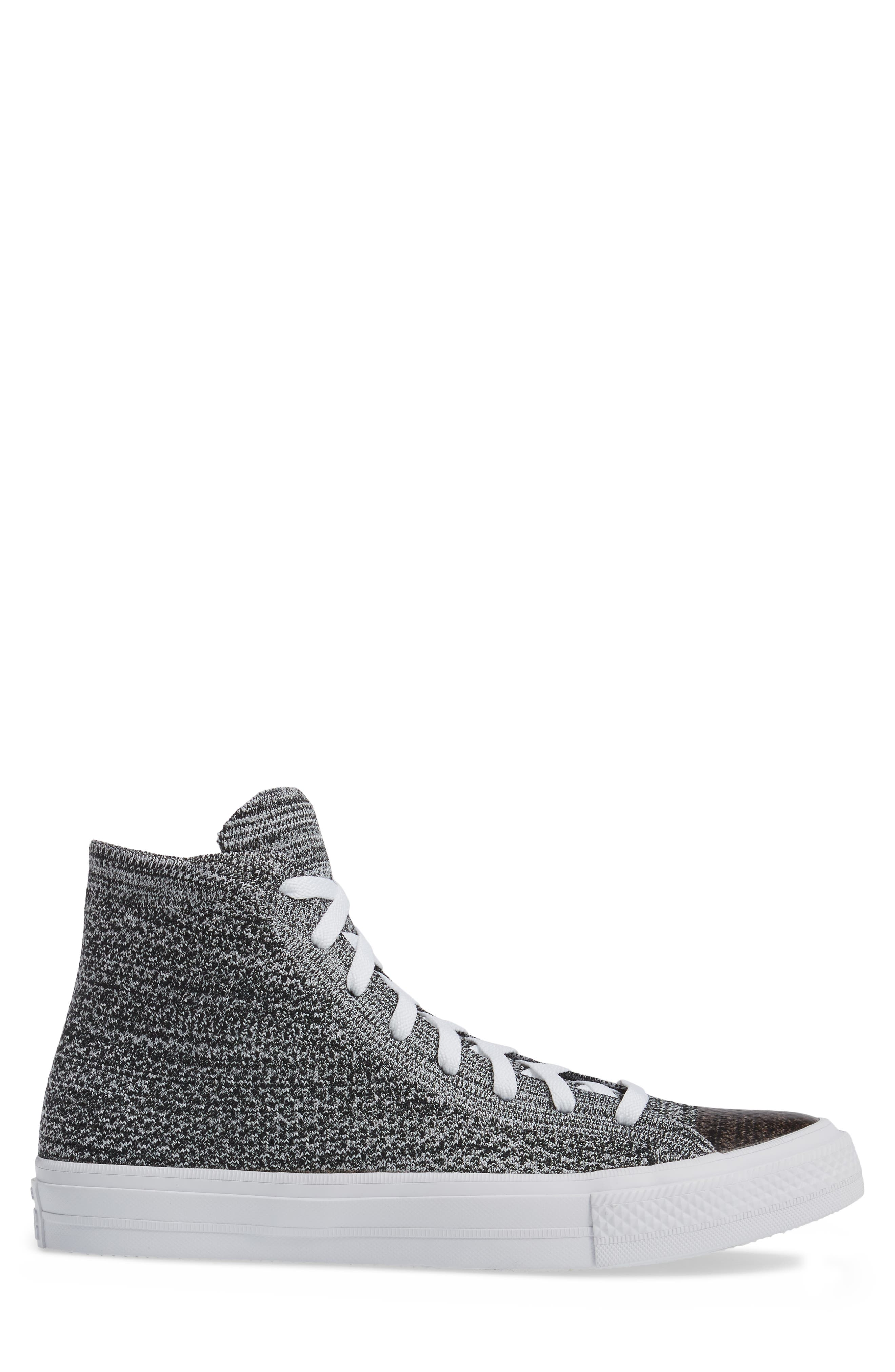 Chuck Taylor<sup>®</sup> All Star<sup>®</sup> Flyknit Hi Sneaker,                             Alternate thumbnail 14, color,