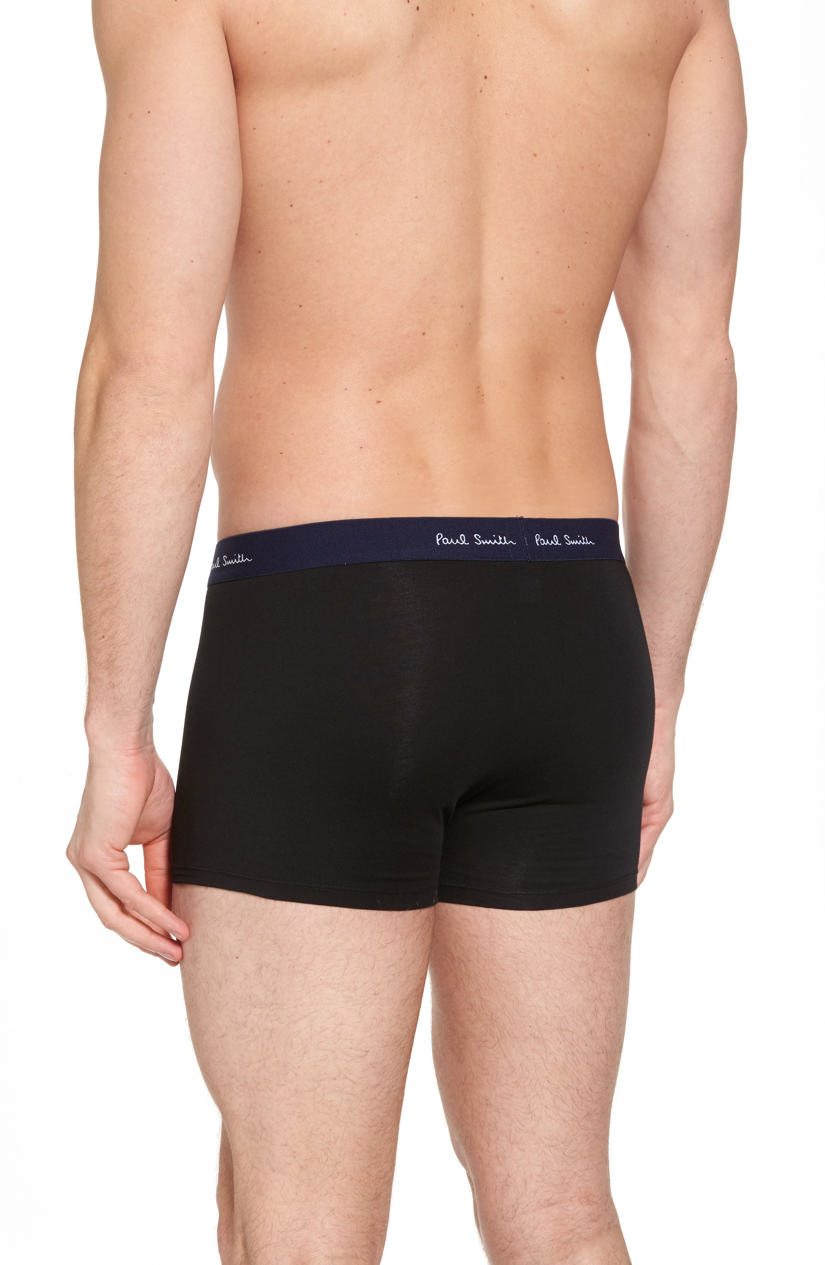 3-Pack Assorted Square Cut Trunks,                             Alternate thumbnail 3, color,