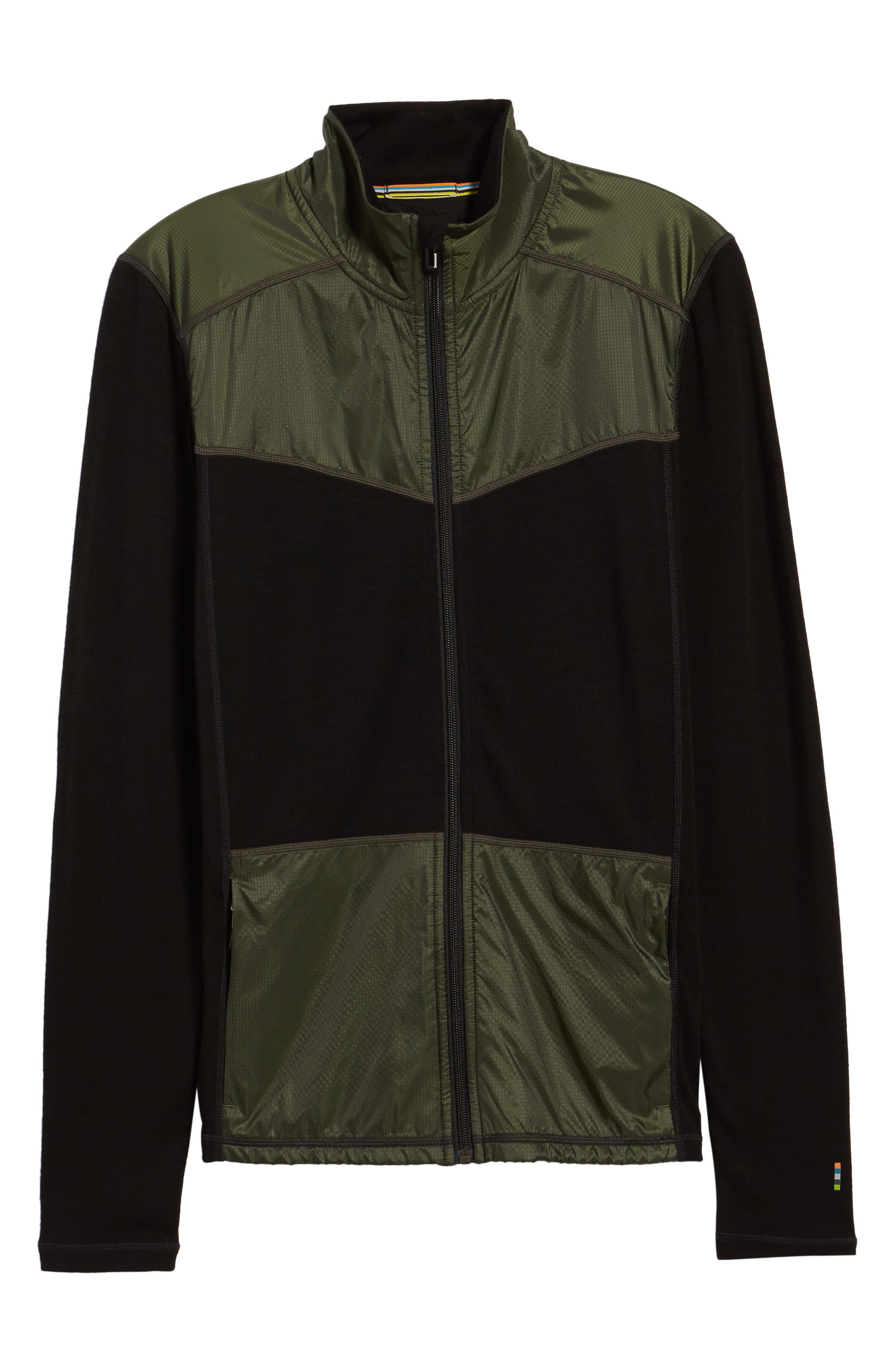 250 Sport Merino Wool Zip Jacket,                             Alternate thumbnail 6, color,                             301