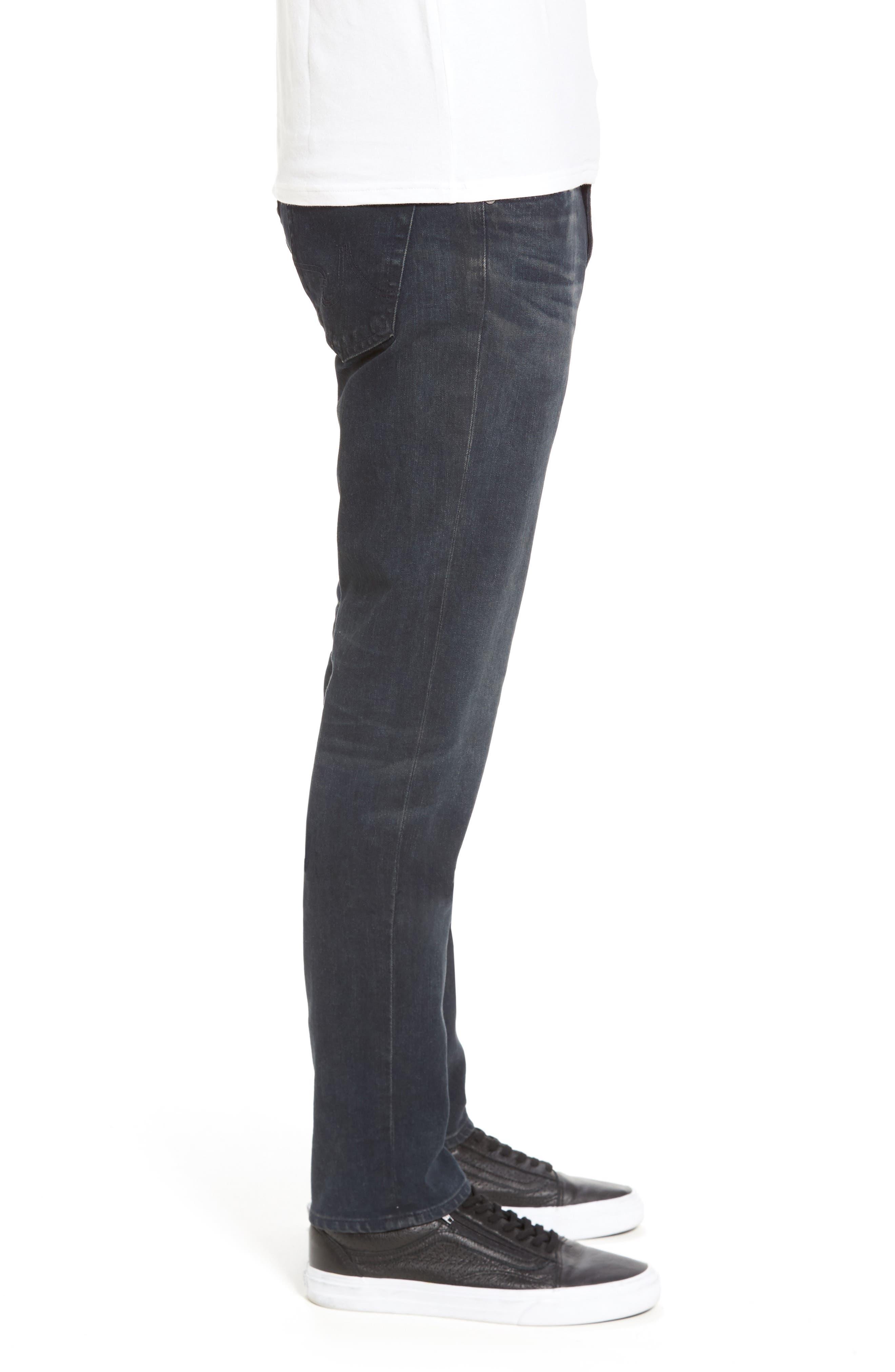 Dylan Skinny Jeans,                             Alternate thumbnail 3, color,                             019