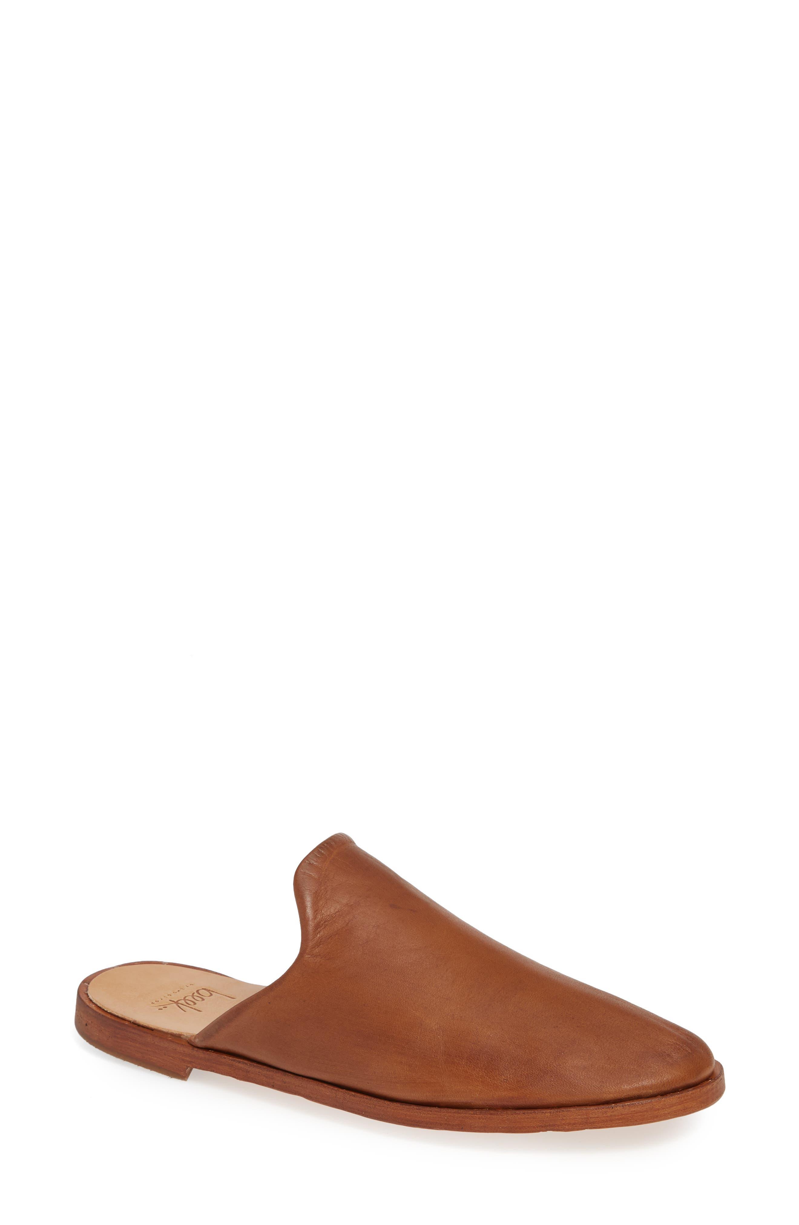 BEEK Siskin Mule in Vintage Saddle