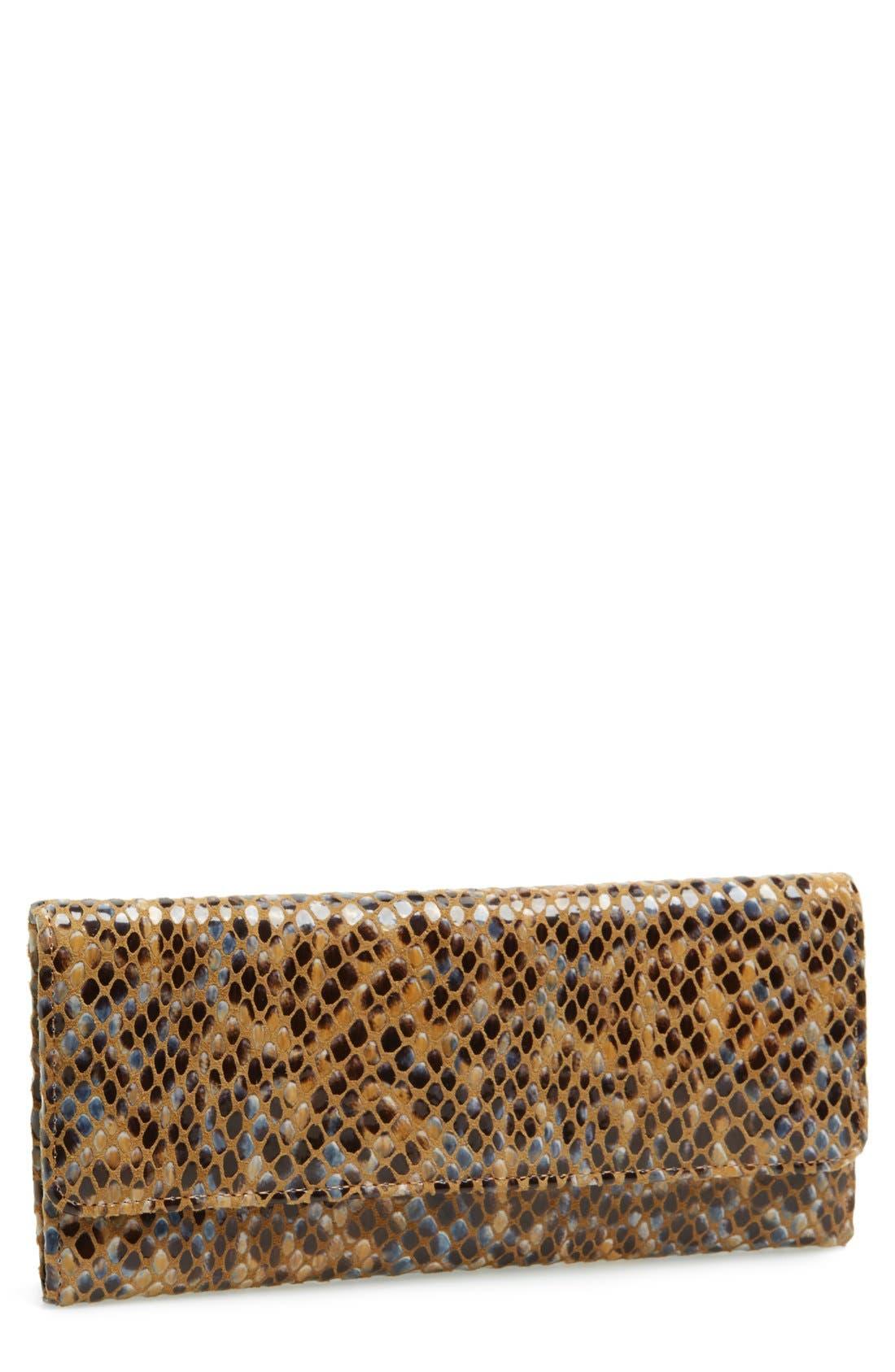 'Sadie' Leather Wallet,                             Main thumbnail 30, color,