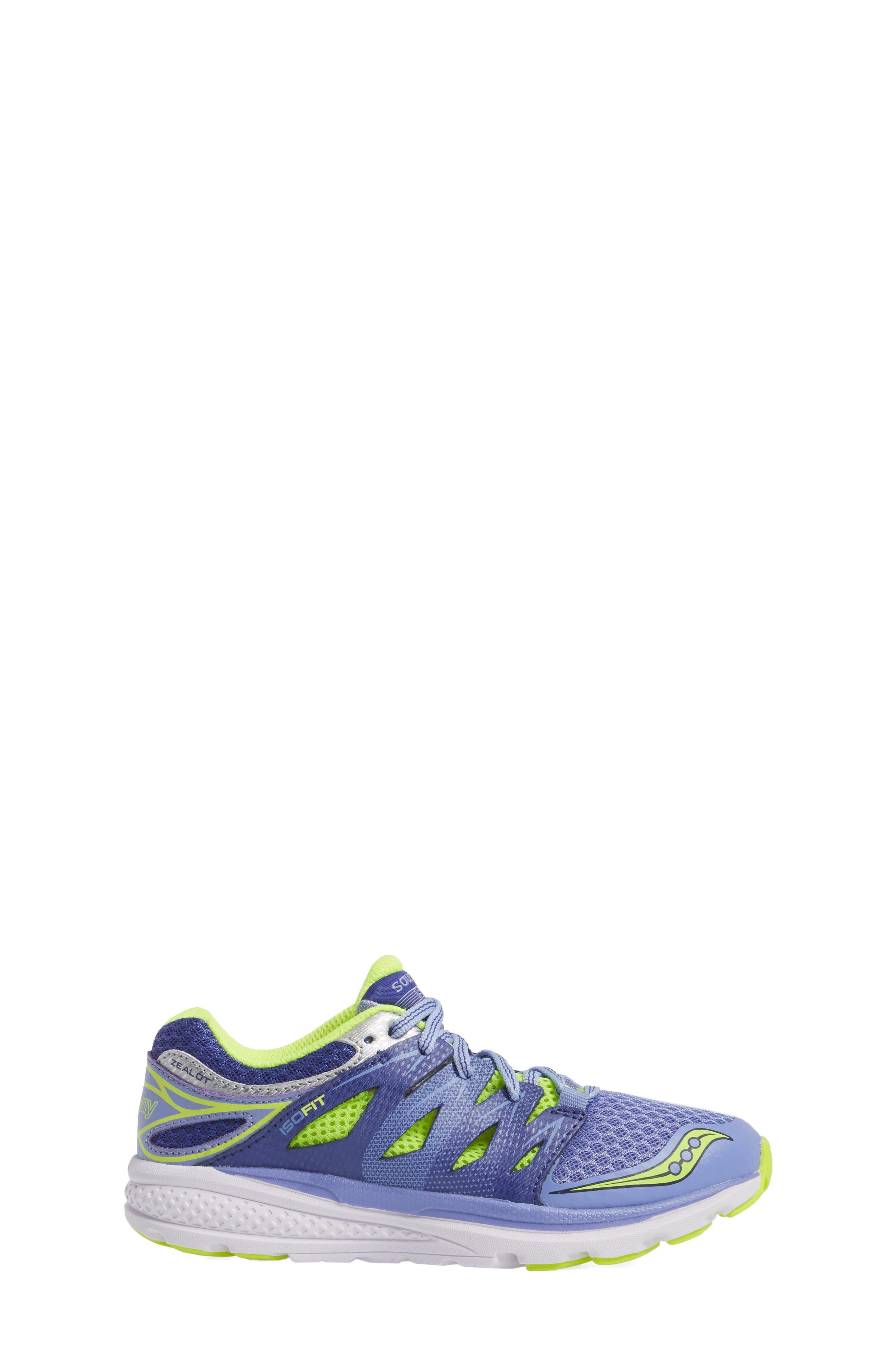 'Zealot 2' Sneaker,                             Alternate thumbnail 3, color,                             500