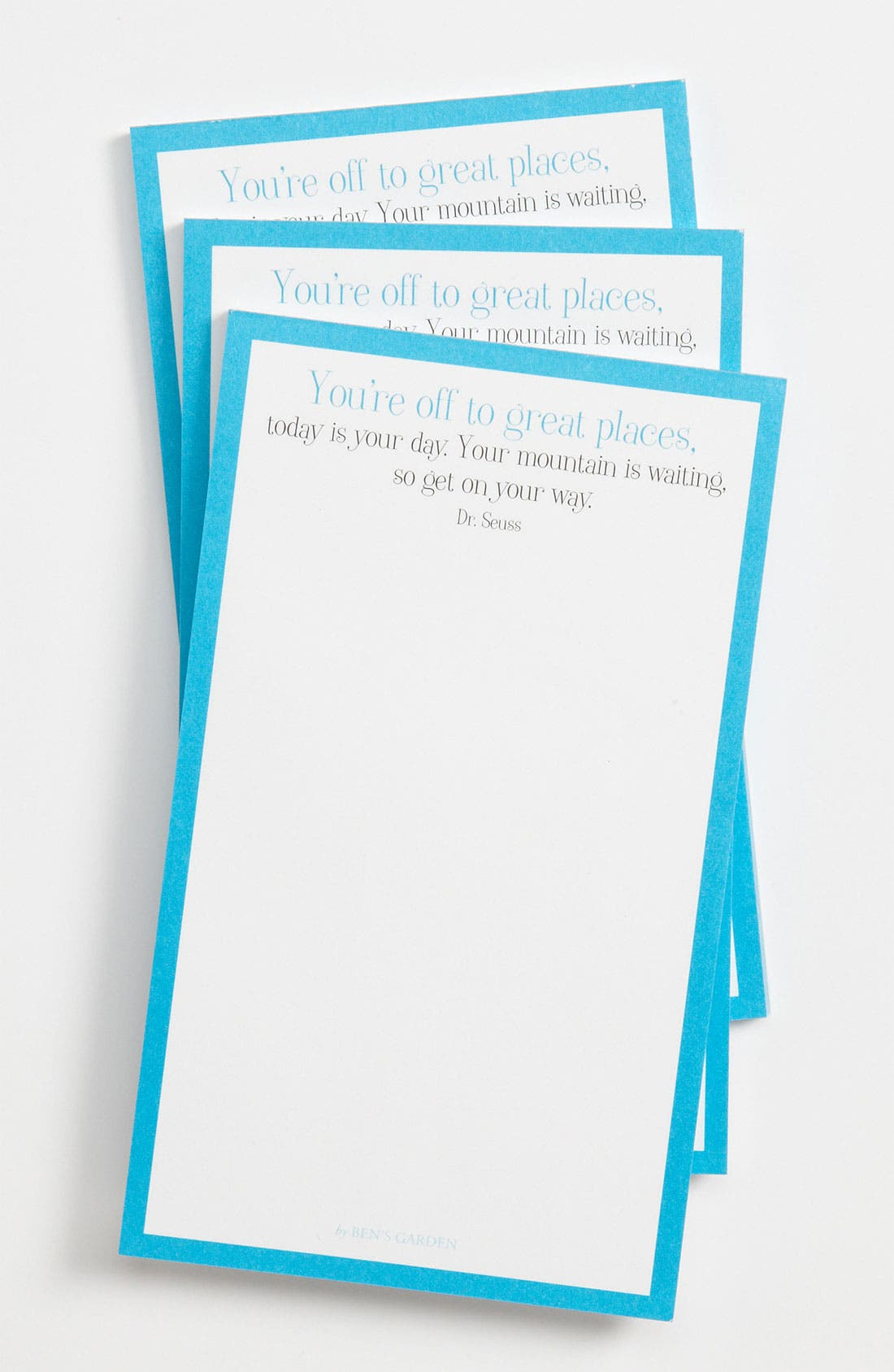 'Great Places' Notepads,                         Main,                         color, 960