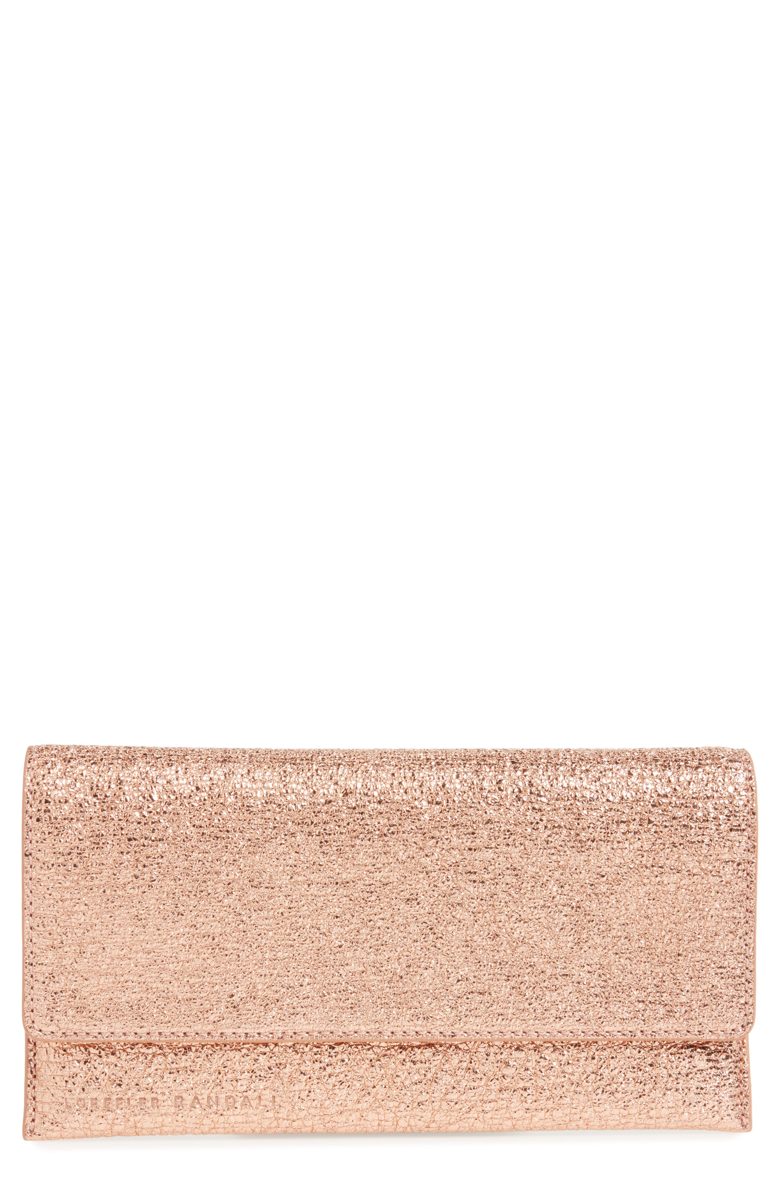 Everything Leather Wallet,                         Main,                         color, 711