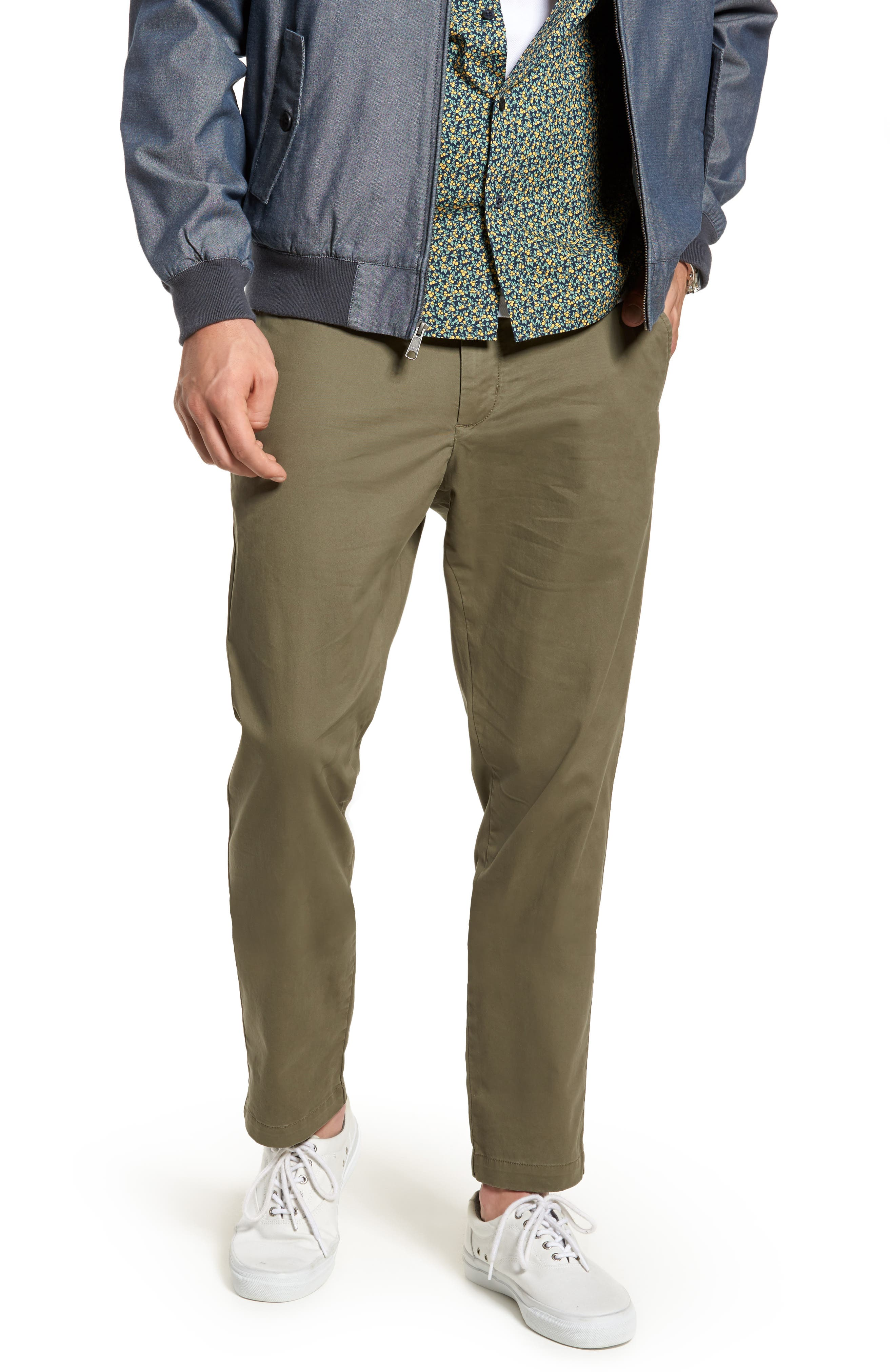 Fremont Relaxed Slim Fit Chinos,                             Main thumbnail 4, color,