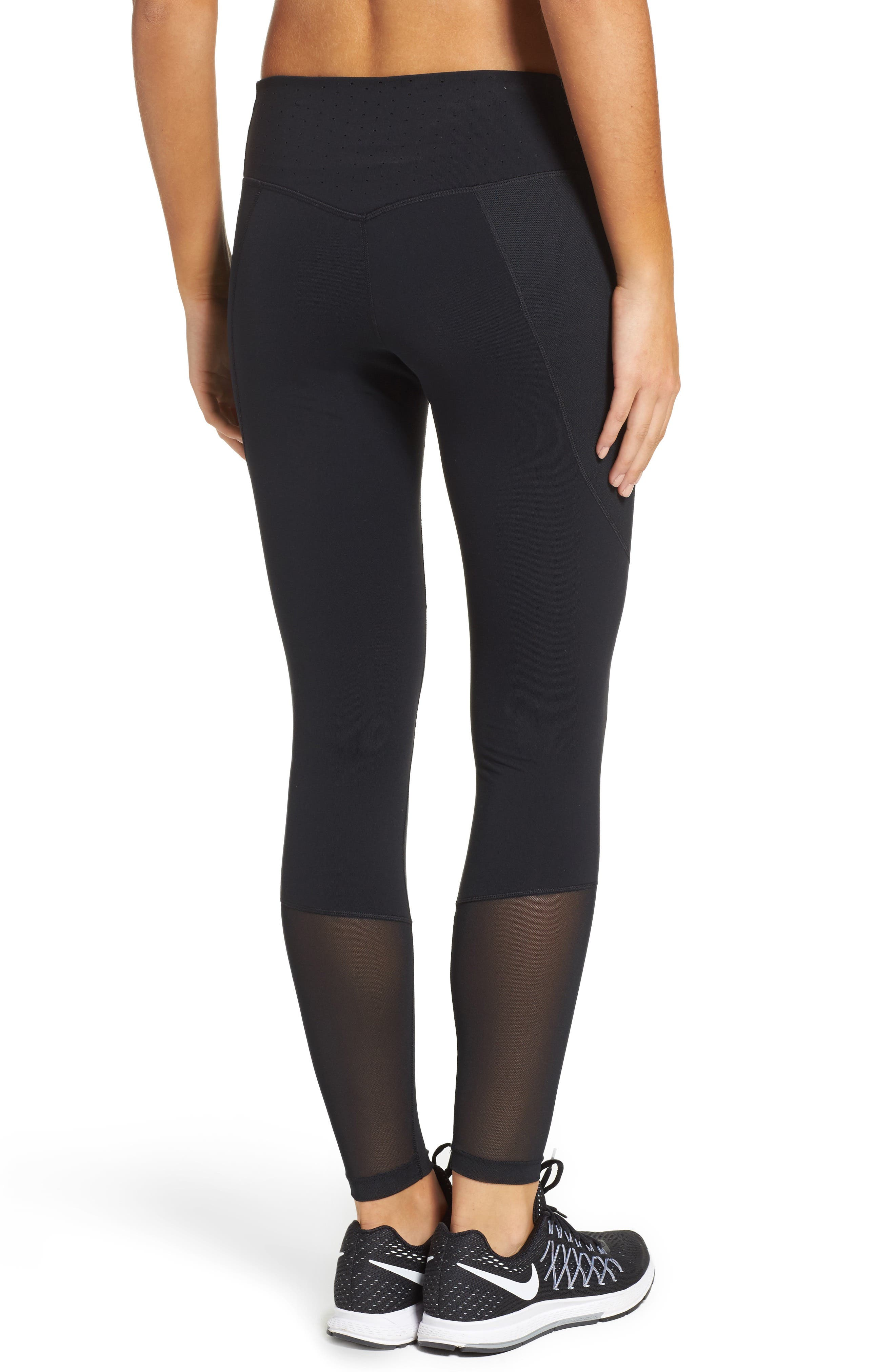 Power Legendary Training Tights,                             Alternate thumbnail 2, color,                             010