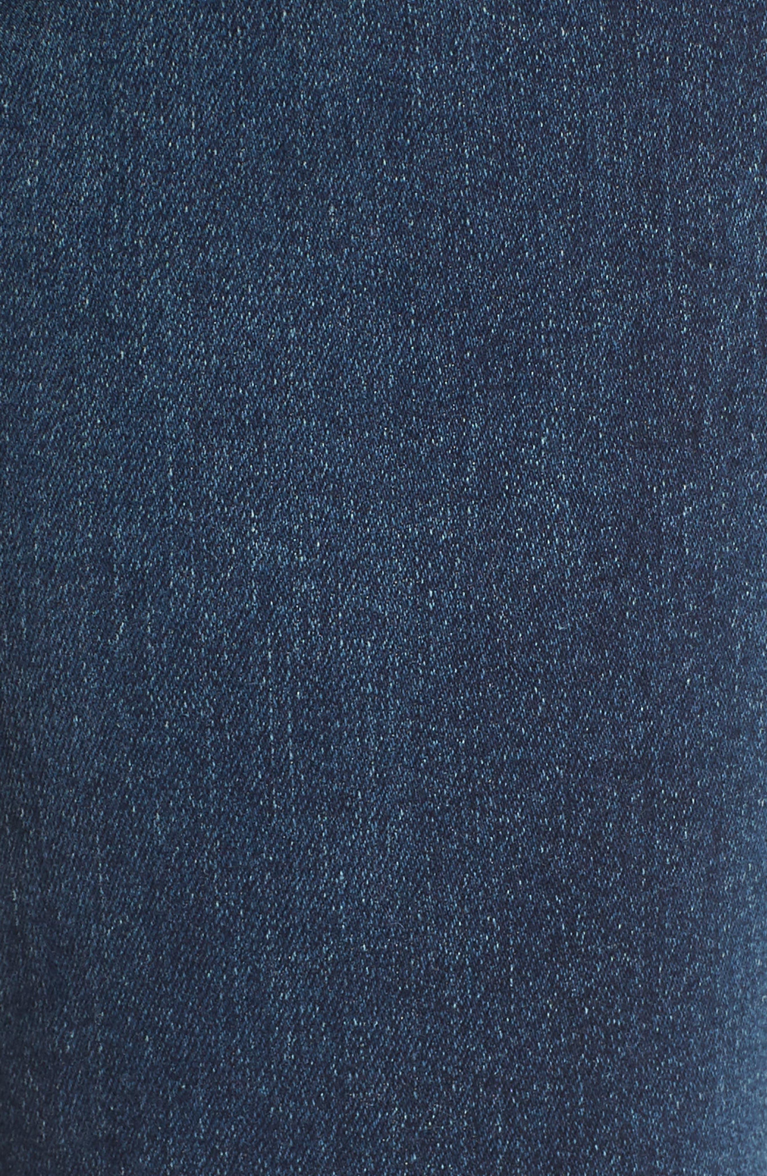 The Legging Ankle Super Skinny Jeans,                             Alternate thumbnail 6, color,                             10Y TRANSCENDANCE