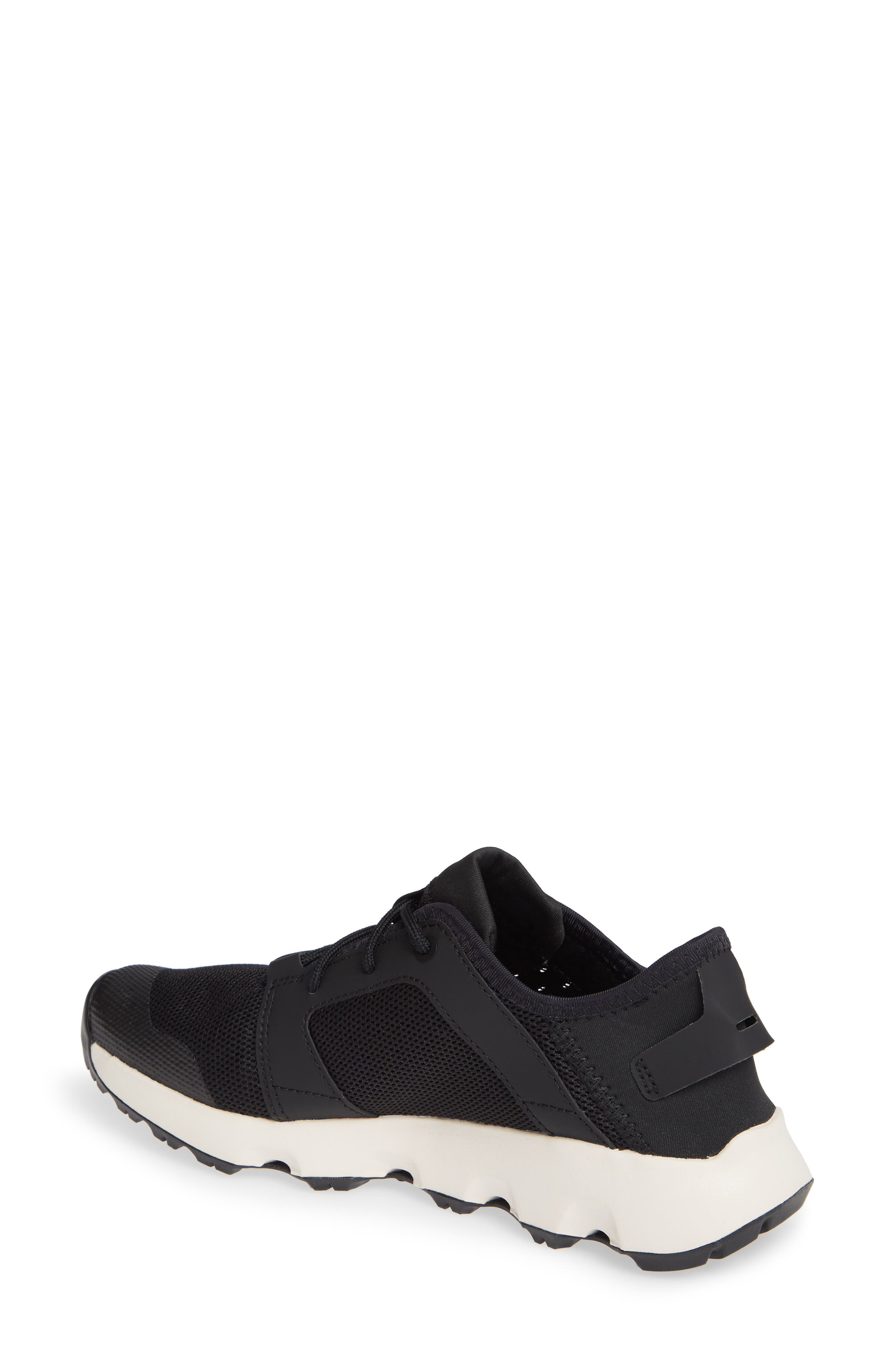 Terrex Climacool<sup>®</sup> Voyager Sleek Sneaker,                             Alternate thumbnail 2, color,                             BLACK/ BLACK/ CHALK WHITE