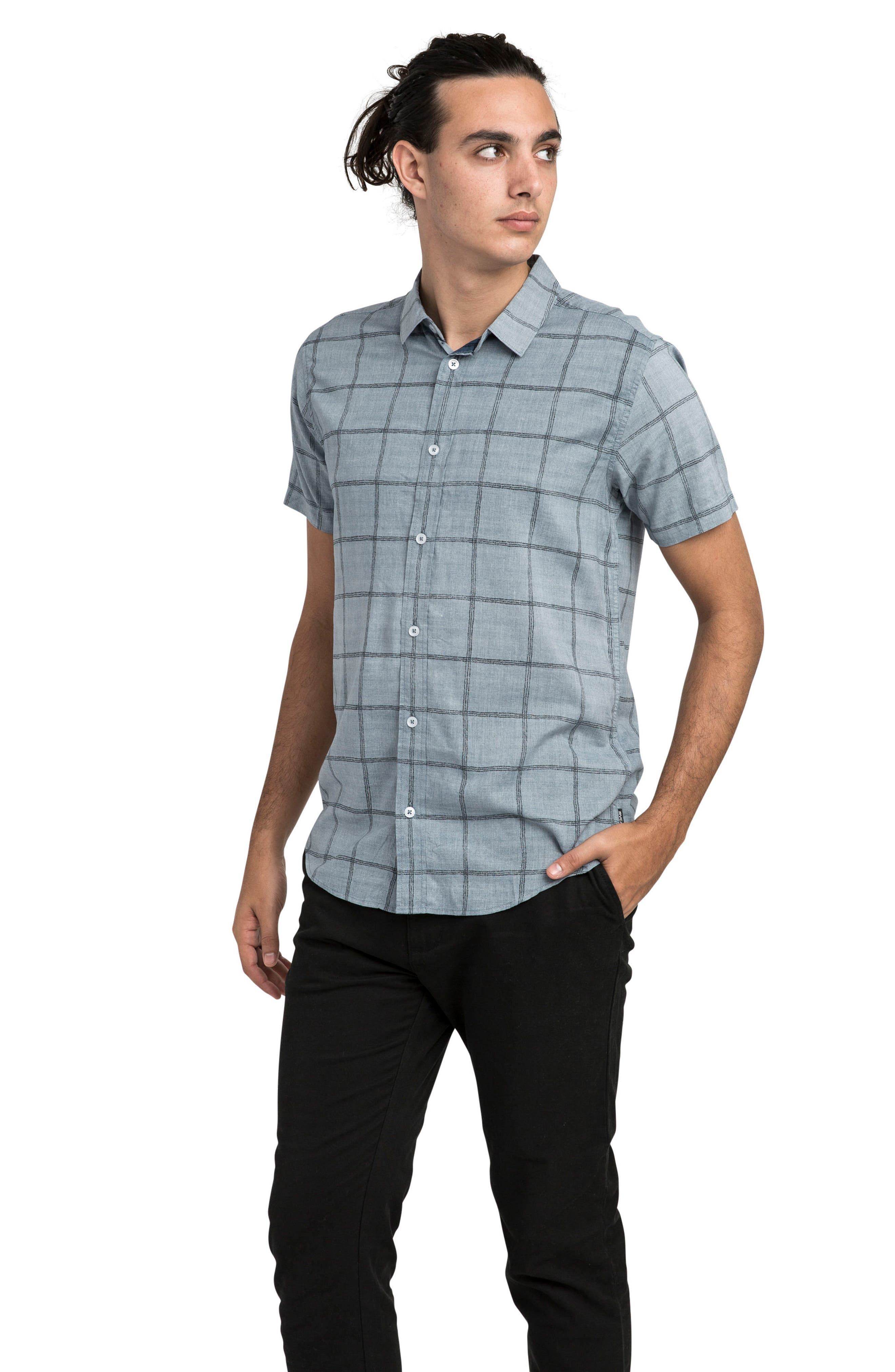 Handle Short Sleeve Shirt,                             Alternate thumbnail 5, color,