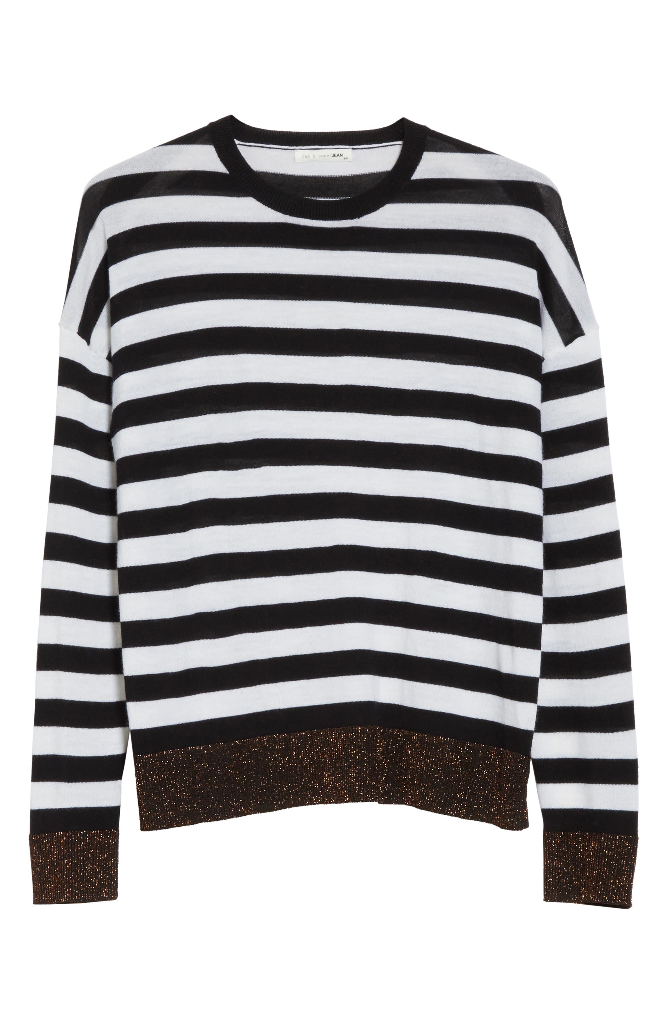 June Sweater,                             Alternate thumbnail 6, color,                             001