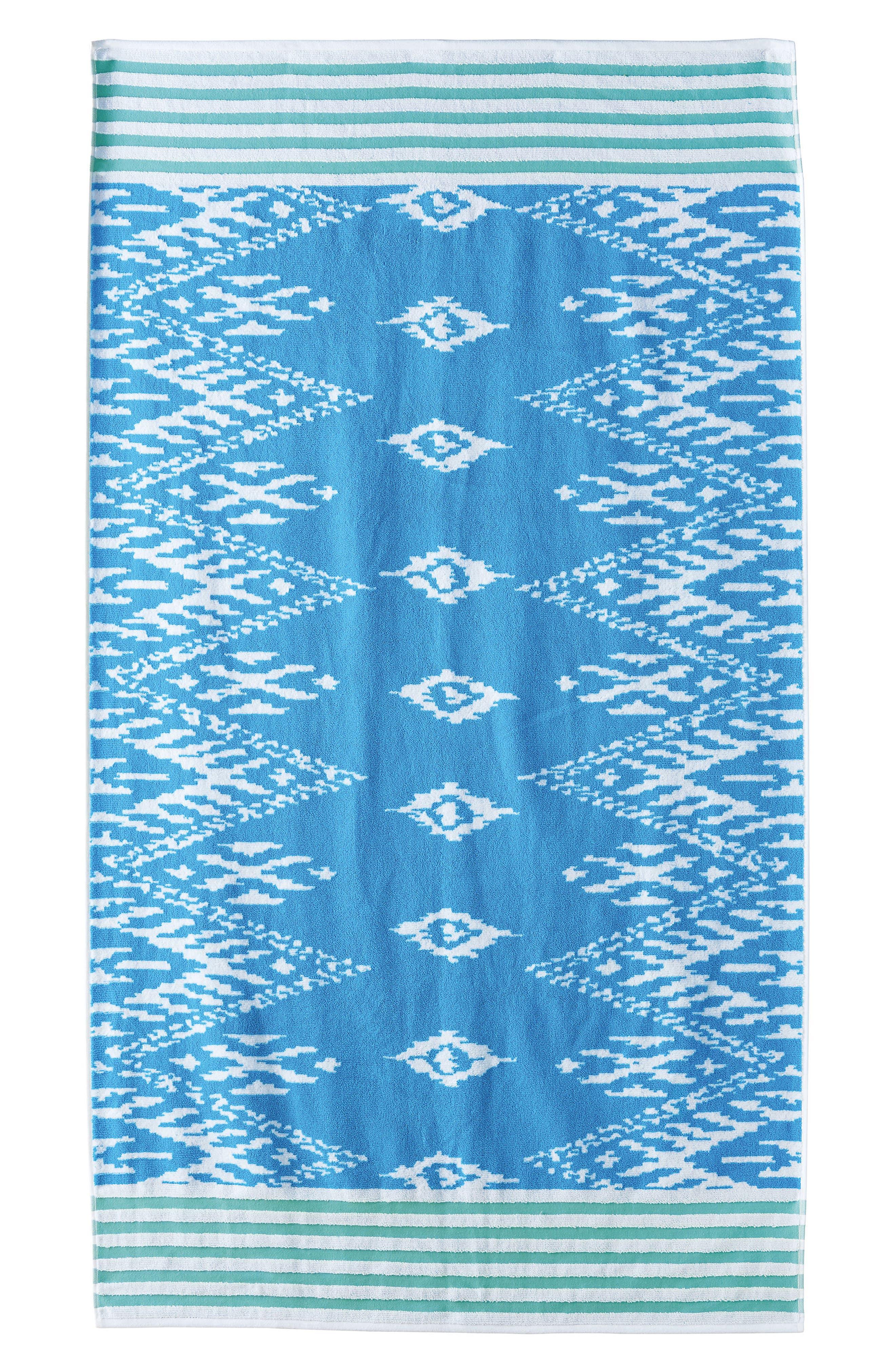 Dita Resort Towel,                             Main thumbnail 1, color,                             500