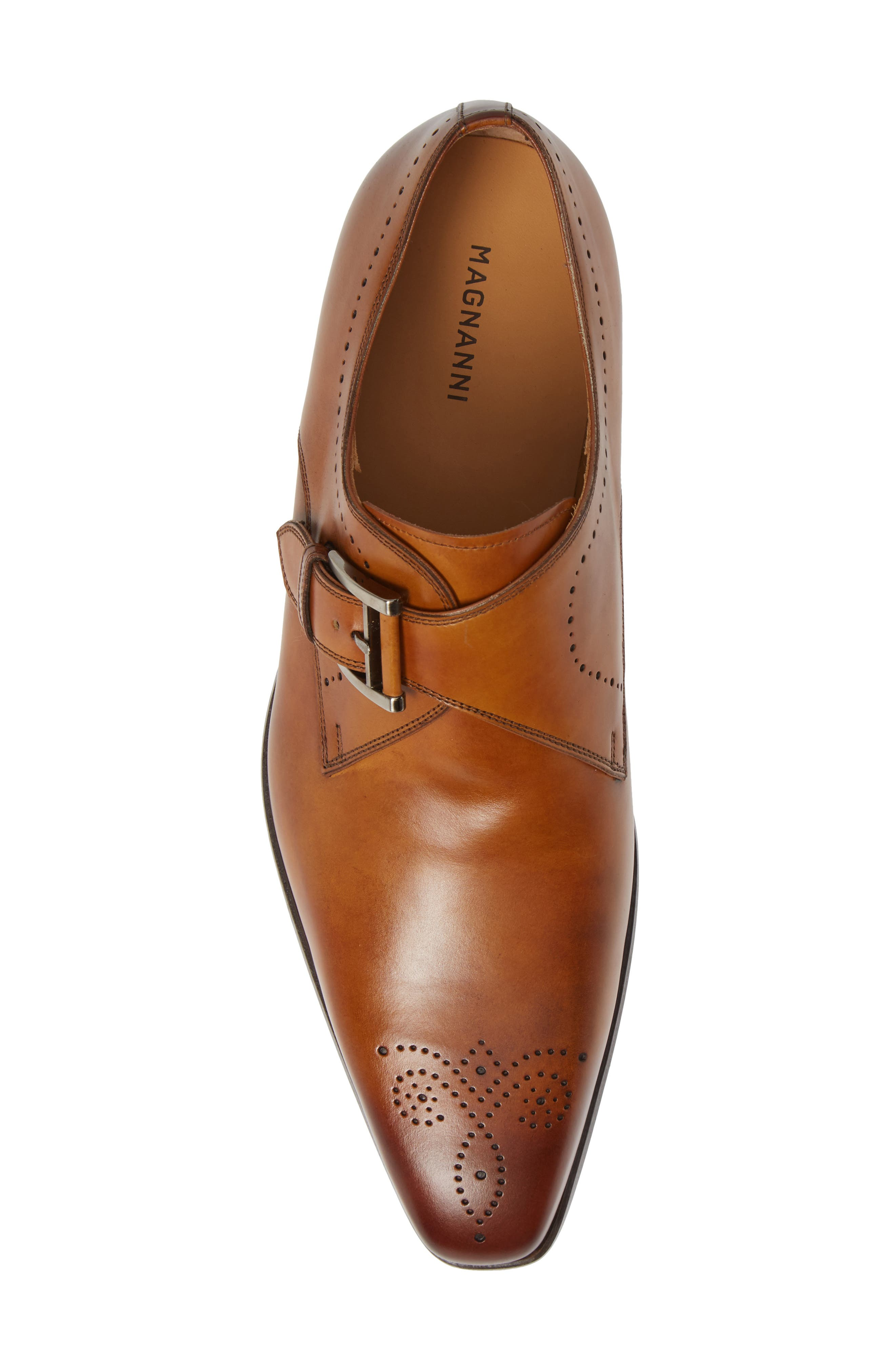 Geruasi Monk Strap Shoe,                             Alternate thumbnail 5, color,                             230