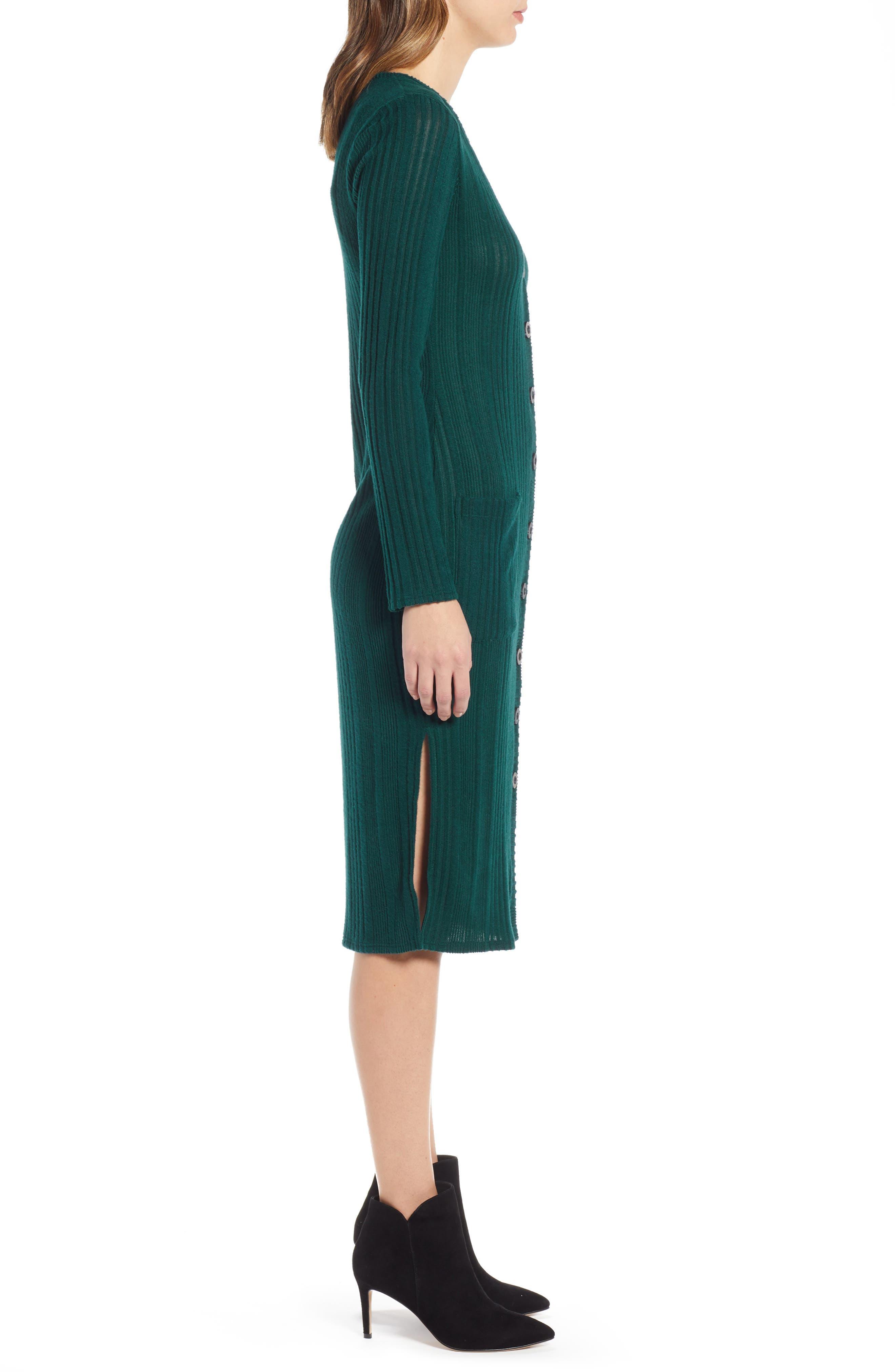 SOCIALITE,                             Sweater Dress,                             Alternate thumbnail 3, color,                             300