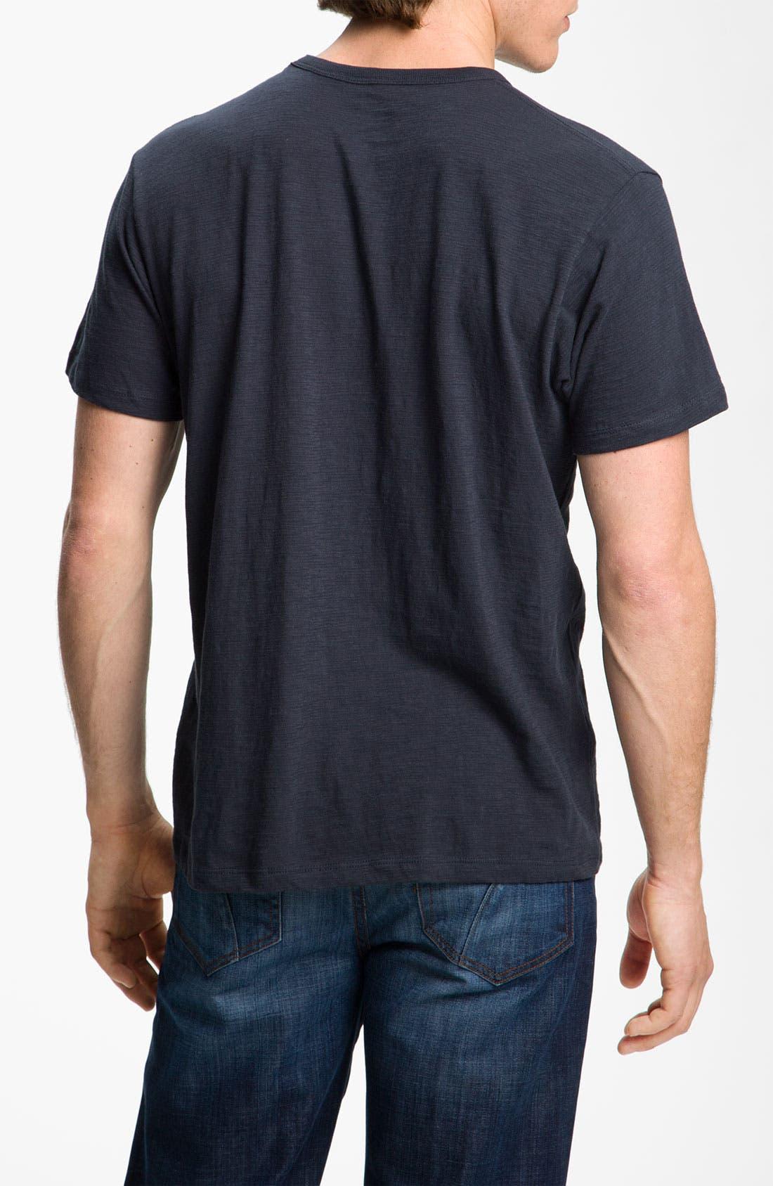 'Chicago Cubs' Regular Fit Crewneck T-Shirt,                             Alternate thumbnail 58, color,